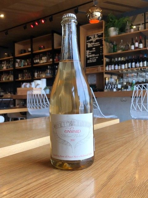 Onward Wines 2017 Onward Pinot Noir Pétillant Naturel 750mL