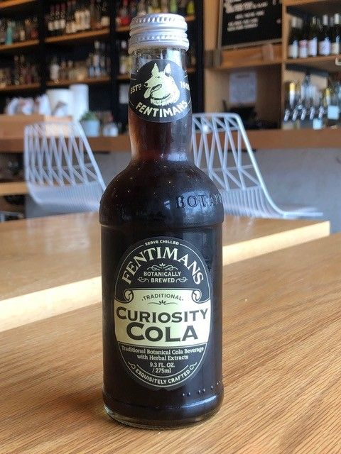 Fentiman's Fentimans Traditional Curiosity Cola 9.3oz