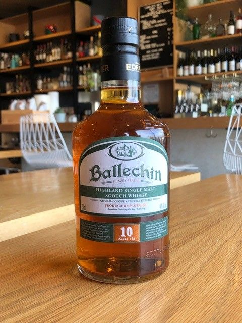Erdradour Distillery Ballechin Highland Single Malt 750ml