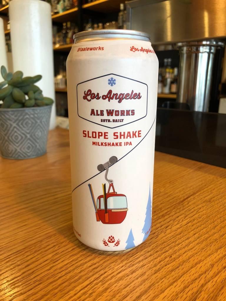 Los Angeles Ale Works Slope Shake Milkshake IPA 16oz