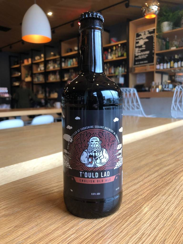 Yorkshire Square Brewing Yorkshire Square Brewing T'Ould Lad 500ml