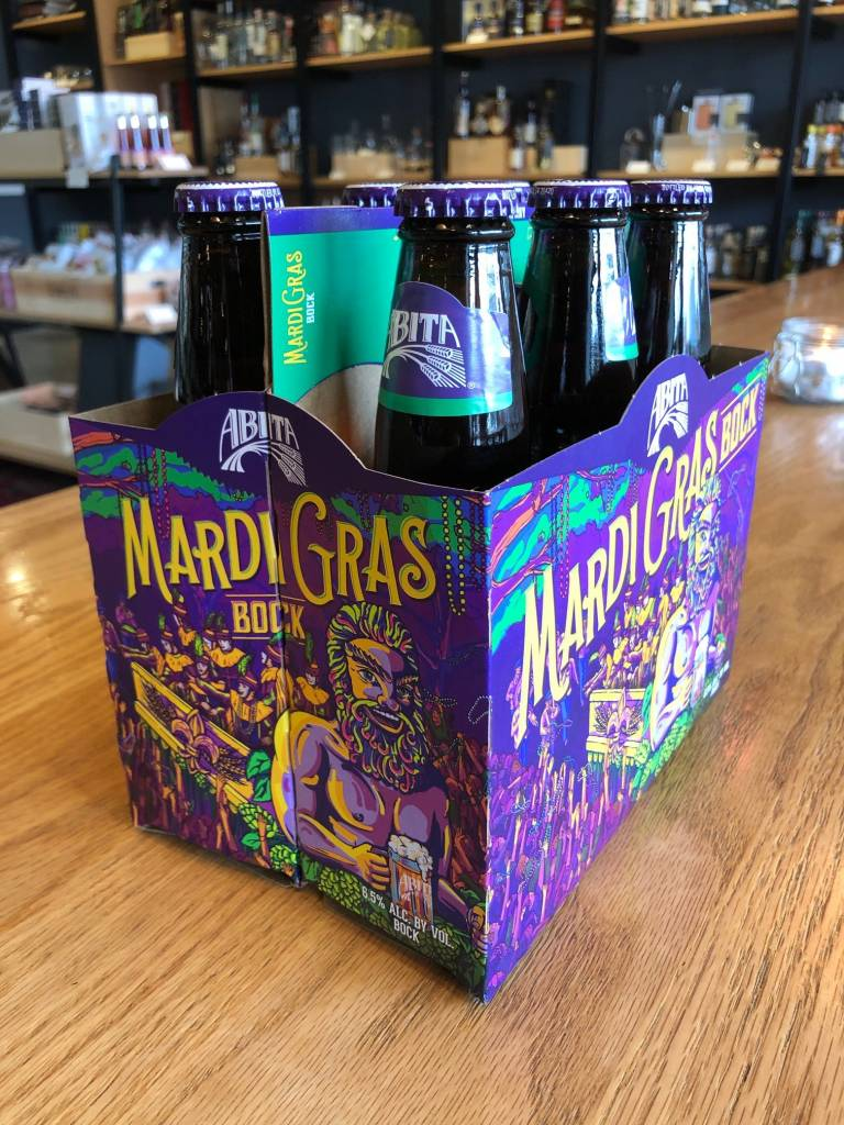 Abita Brewery Abita Brewing Mardi Gras Bock 12oz 6pk