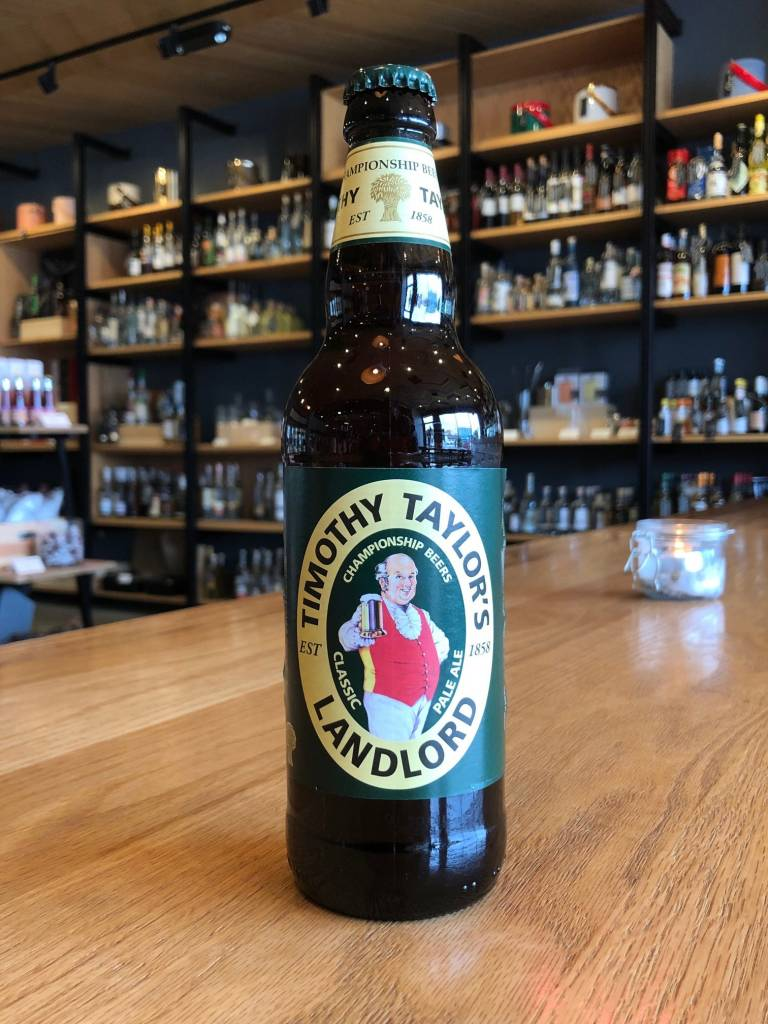 Timothy Taylor Brewing Timothy Taylor's Landlord Pale Ale 500ml