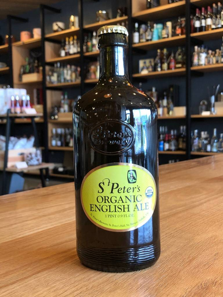 St. Peter's St. Peter's Organic English Ale 500ml