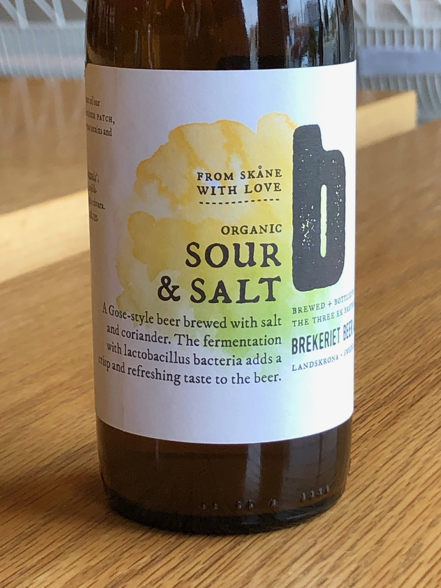 Brekeriet Brekeriet Sour & Salt Gose 330ml