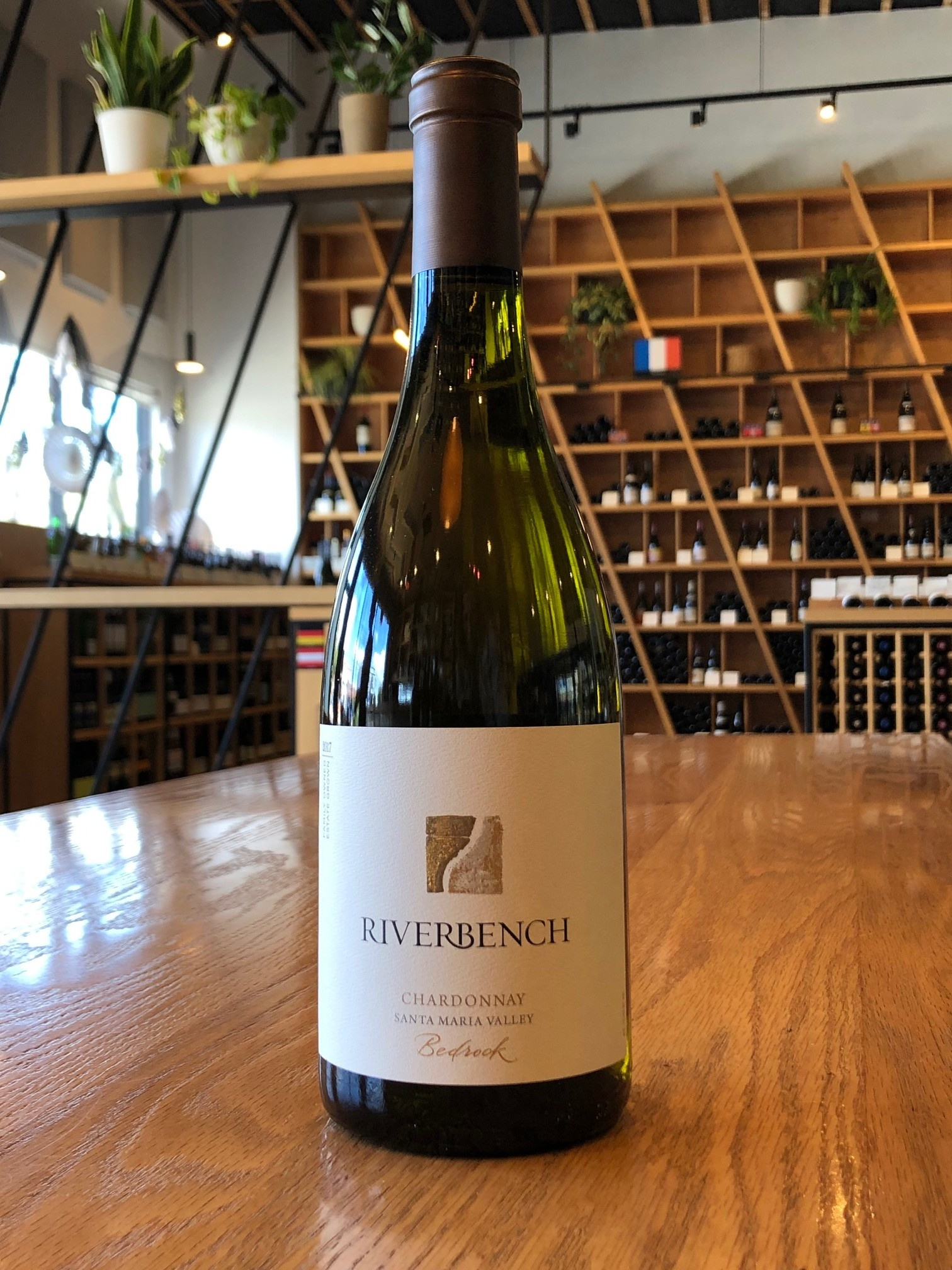 Riverbench 2017 Riverbench Chardonnay Bedrock 750ml
