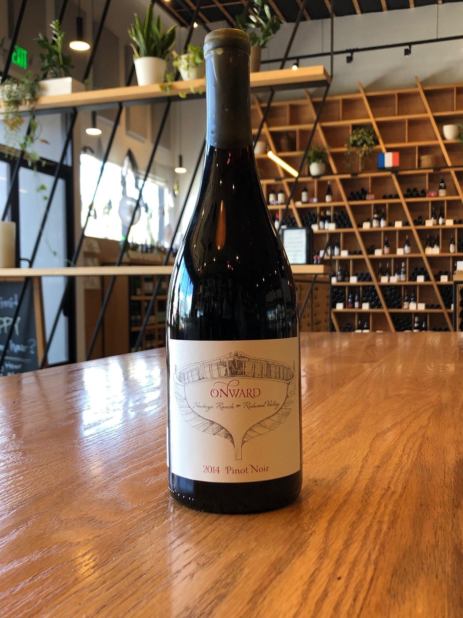 Onward Wines 2014 Onward Pinot Noir Hawkeye Ranch 750ml