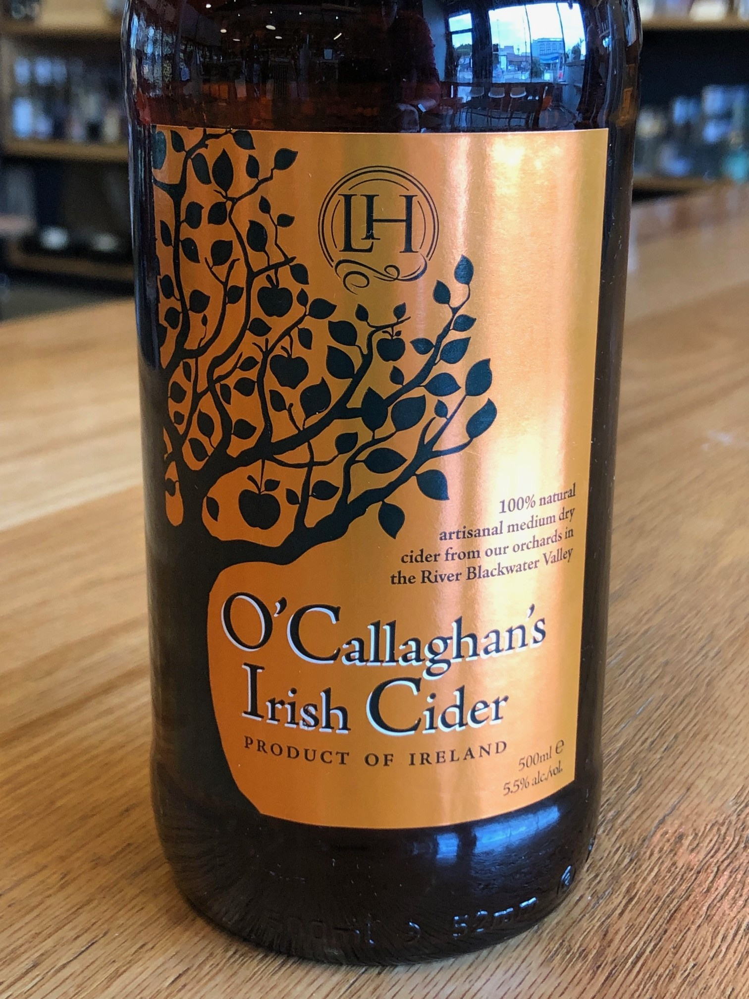 Longueville Longueville O'Callaghan Irish Cider 500ml