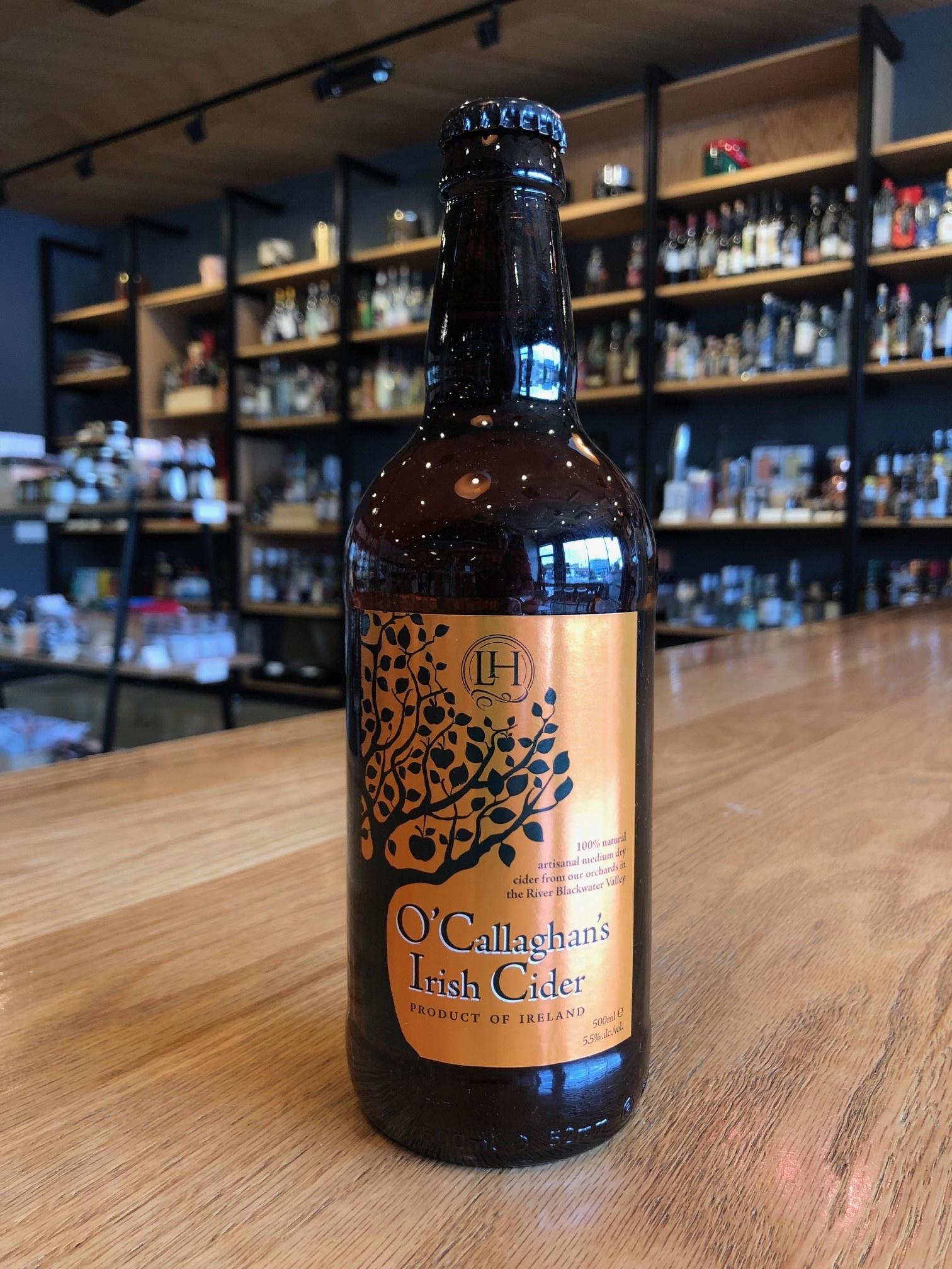 Longueville Longueville O'Callaghan Irish Cider 500ml