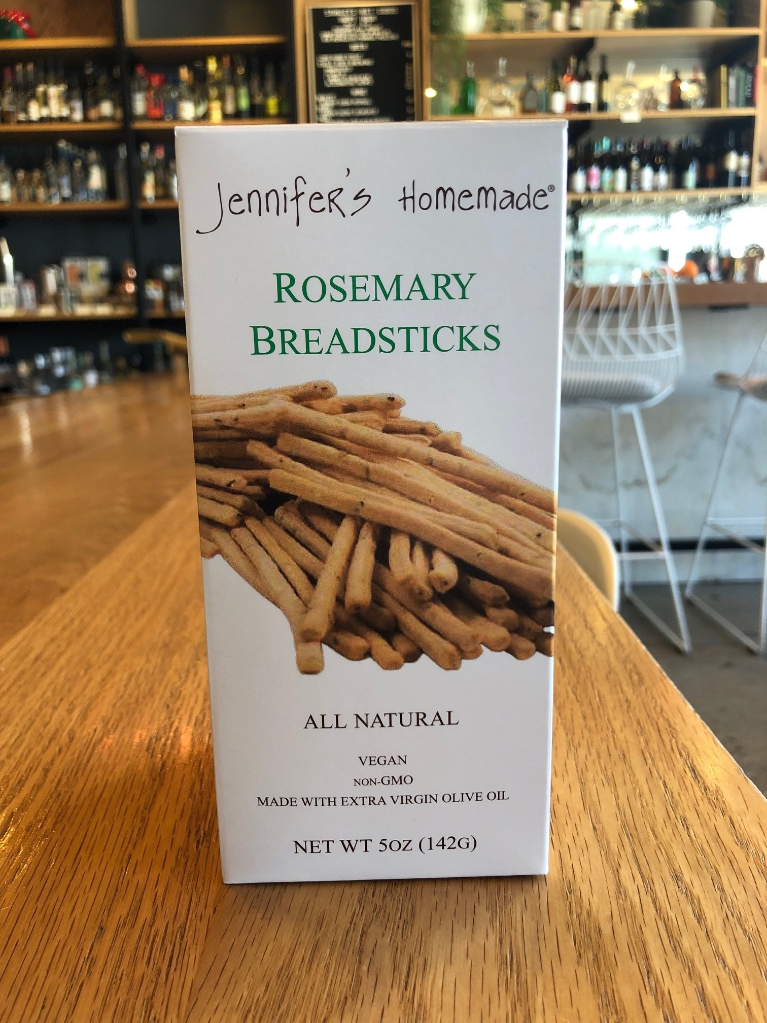 Jennifer's Homemade Rosemary Breadsticks 5oz