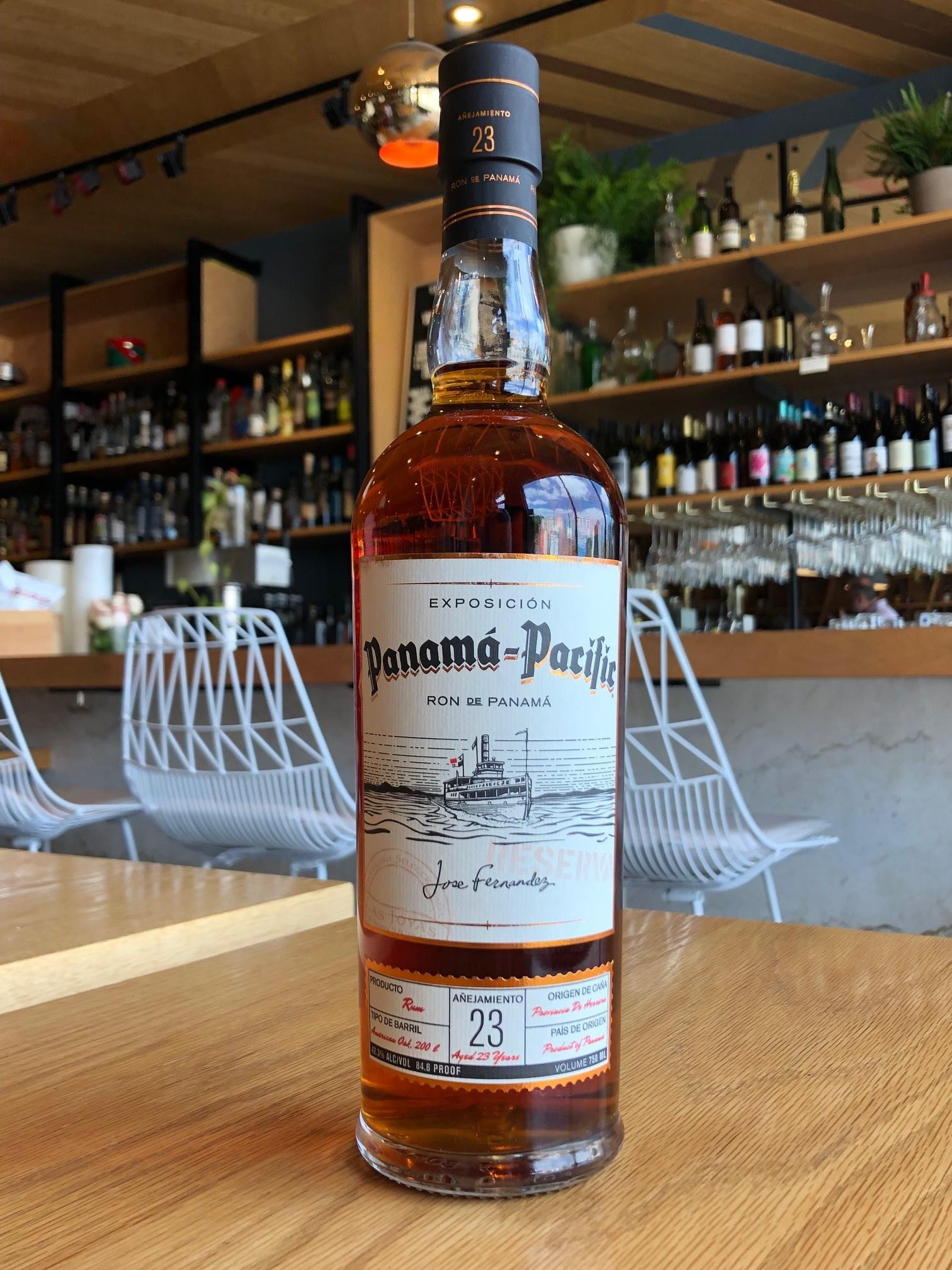 Panama Pacific Panama Pacific 23yr Rum 750ml