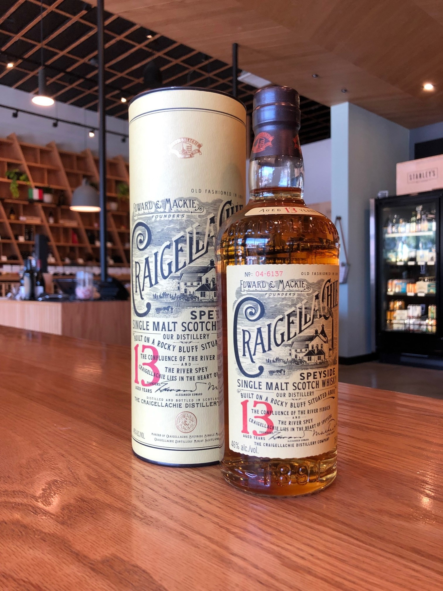 Craigellachie Craigellachie Speyside Single Malt Whisky 13yr 750ml