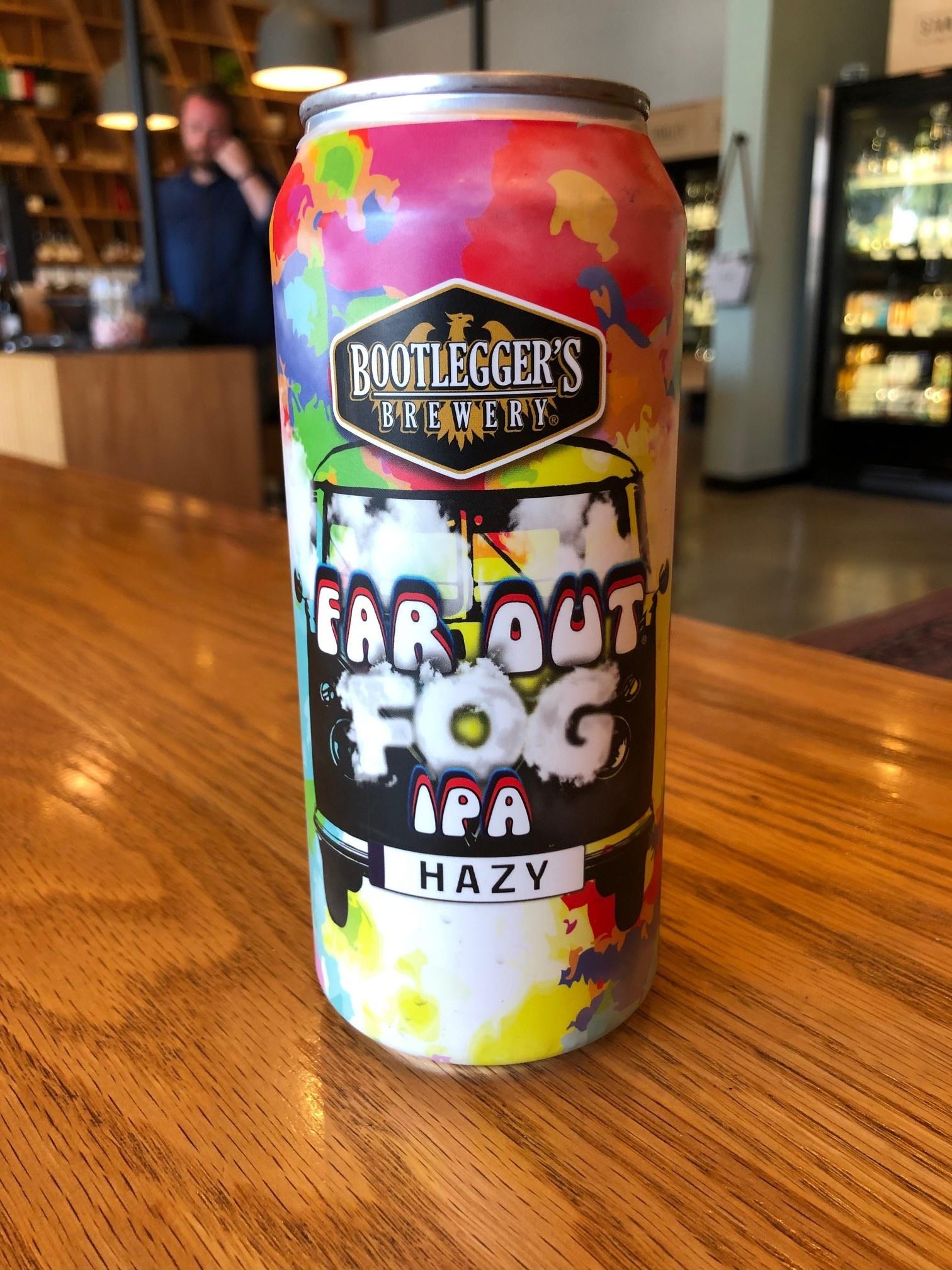 Bootlegger's Brewery Bootlegger Far Out IPA 16oz