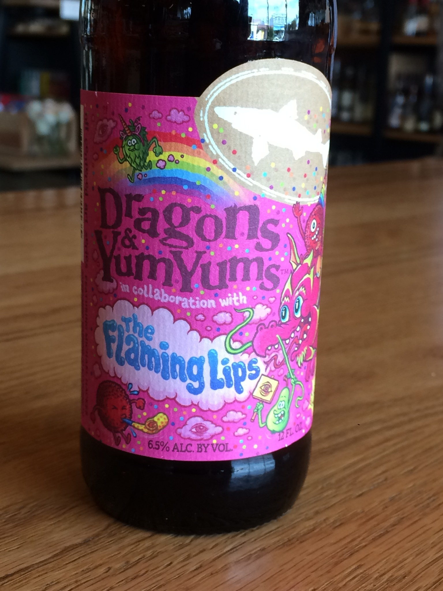 Dogfish Head Brewing Dogfish Head Dragons and YumYums Tropical Pale Ale 12oz