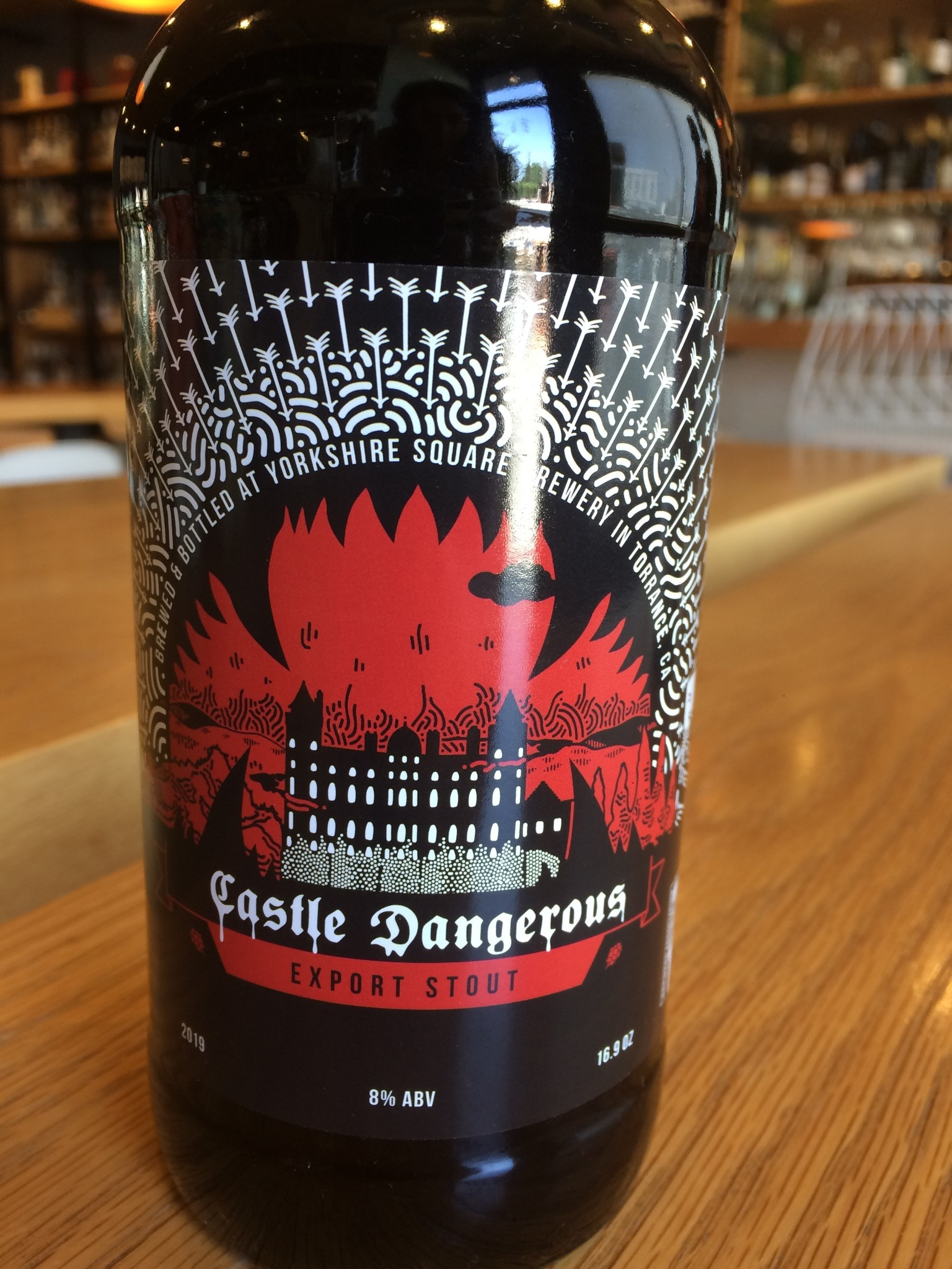 Yorkshire Square Brewing Yorkshire Square Brewing Castle Dangerous 500ml