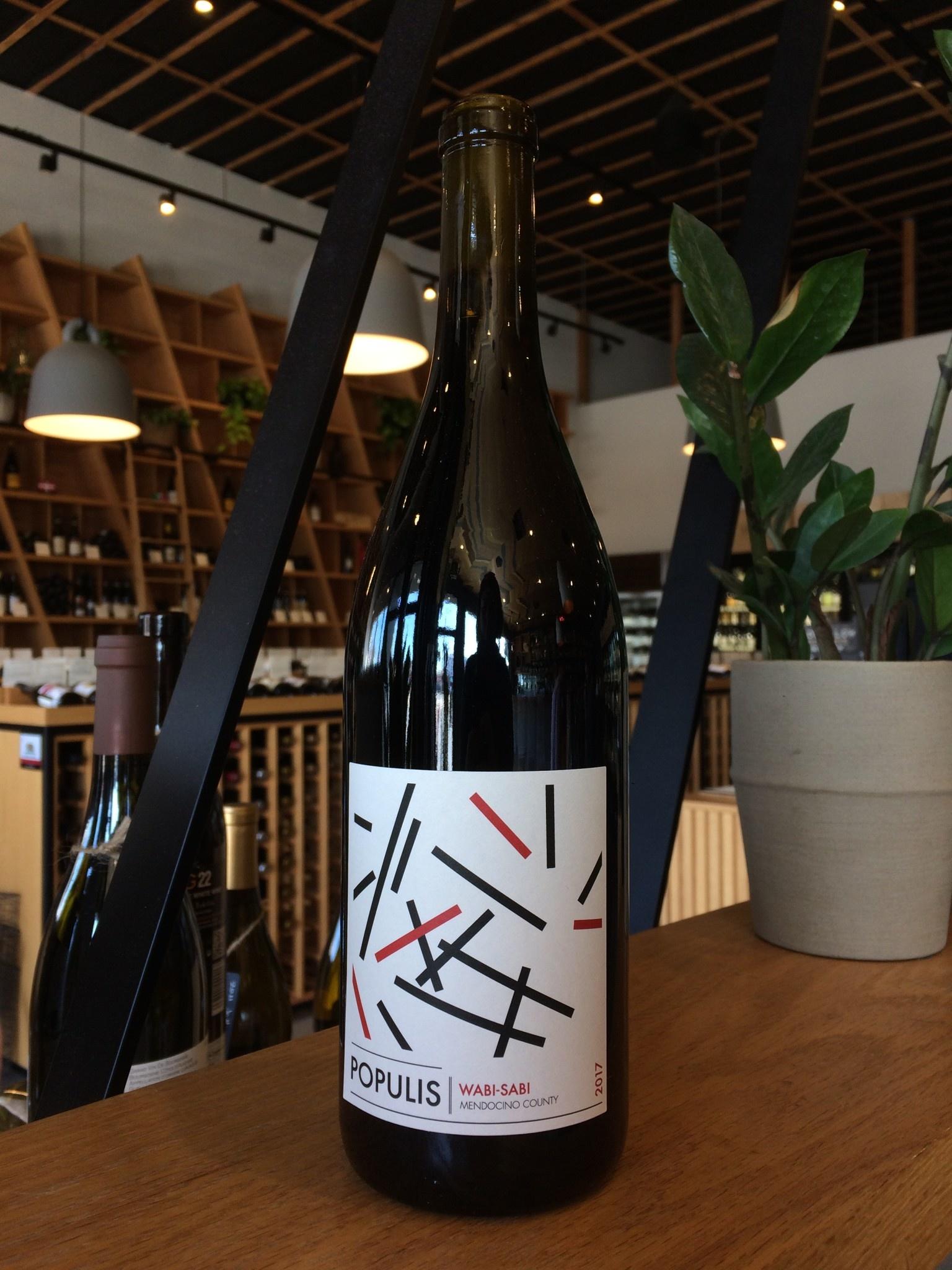 Populis Wine 2017 Populis Wabi Sabi Red Blend 750mL