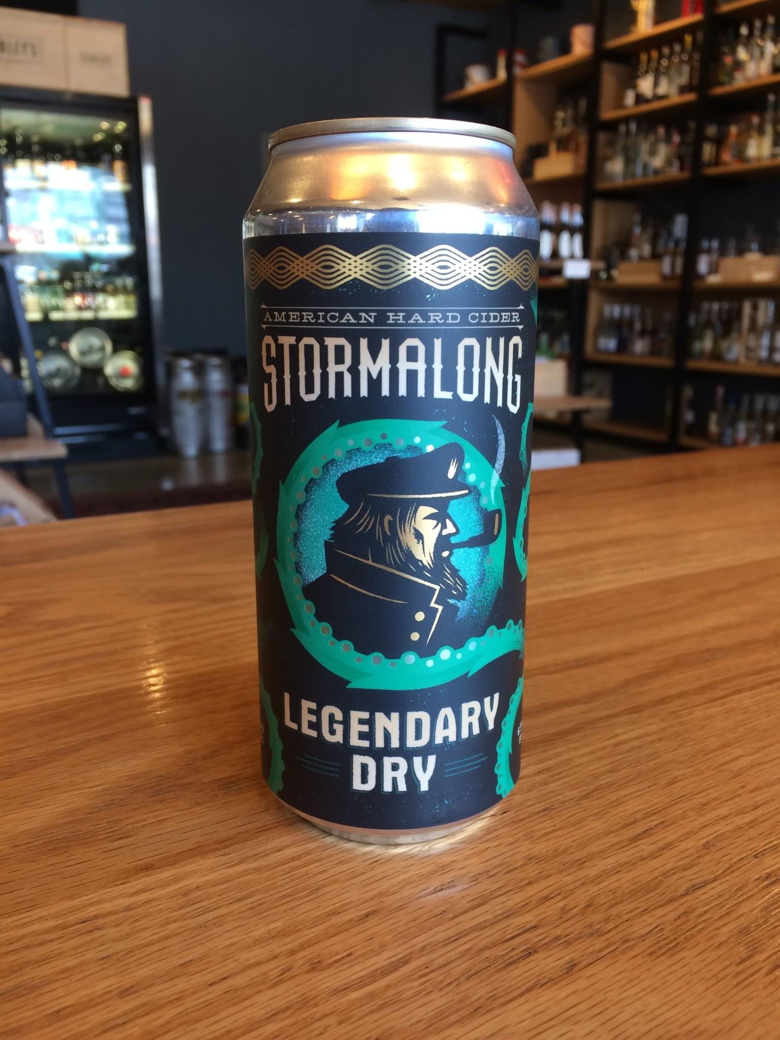 Stormalong Cider Stormalong Cider Legendary Dry 16oz can