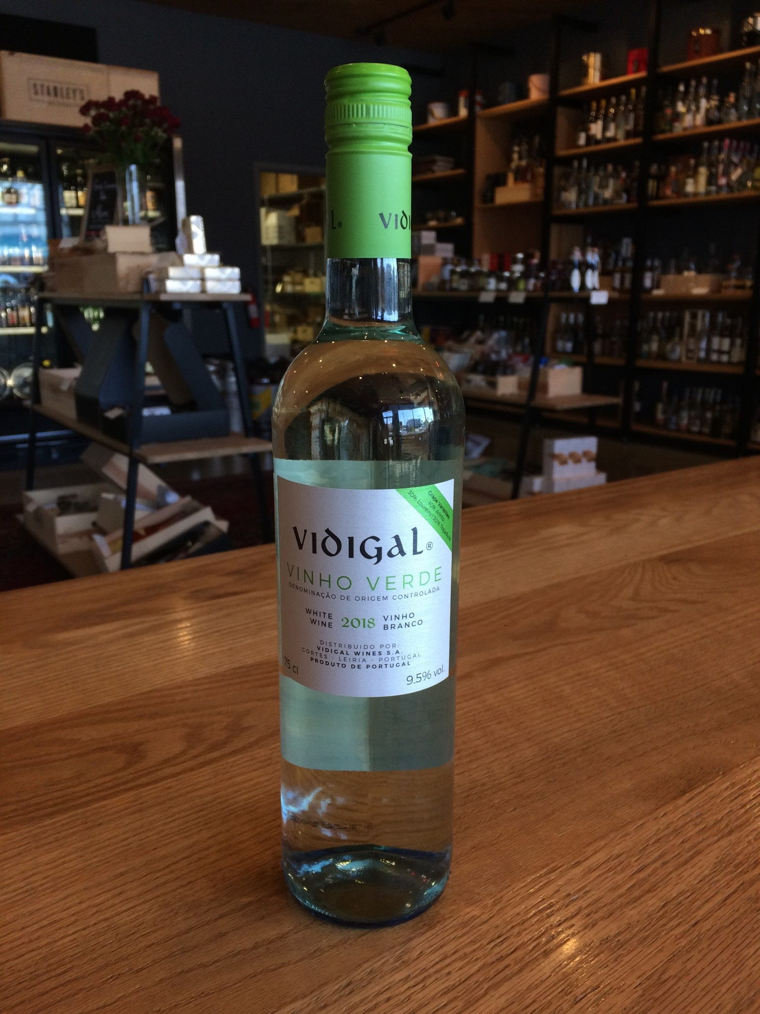 Caves Vidigal 2018 Caves Vidigal Vinho Verde 750ml