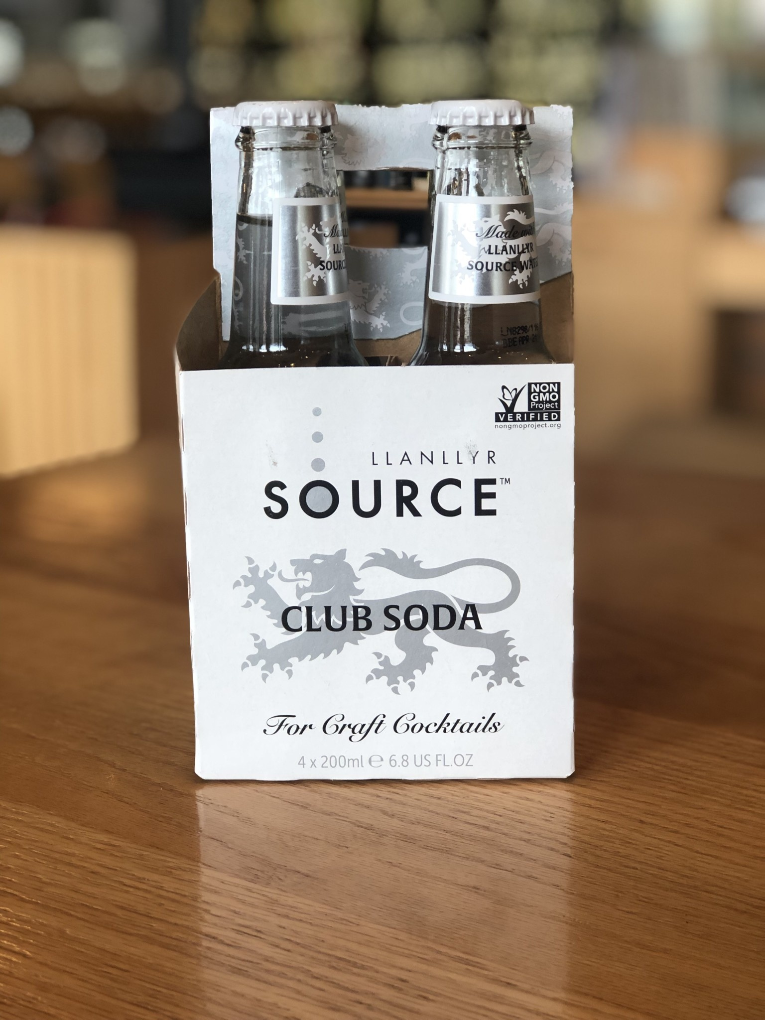 Llanllyr Llanllyr Source Club Soda Pack 200mL