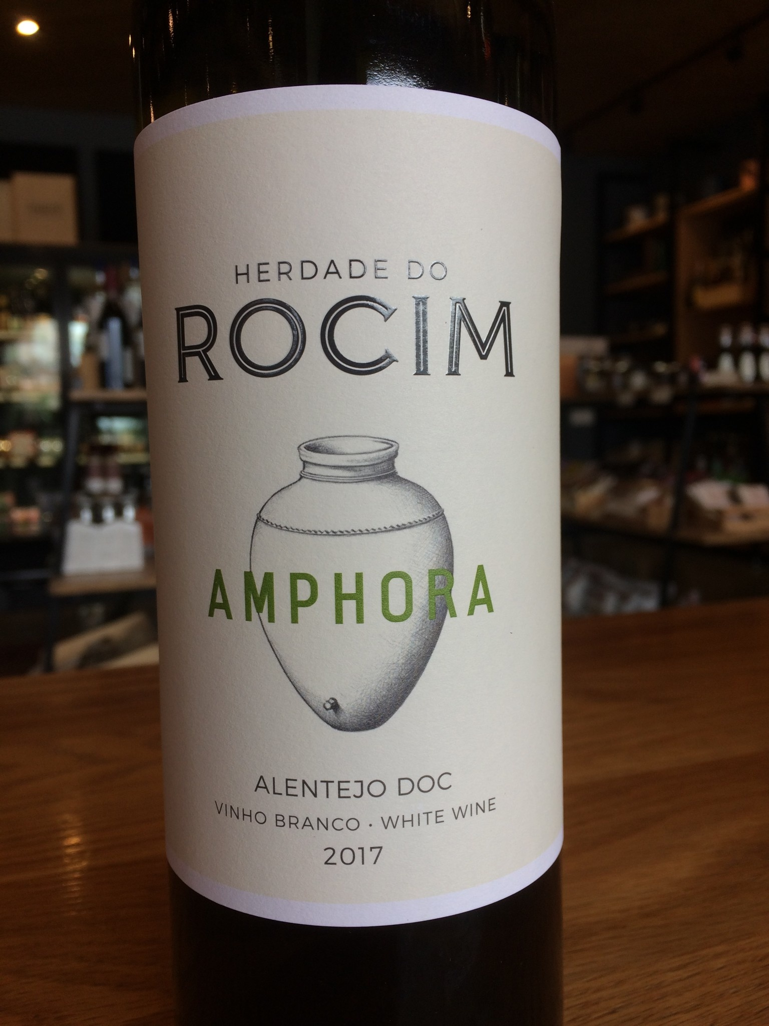 Herdade do Rocim 2017 Herdade do Rocim Amphora Branco 750ml