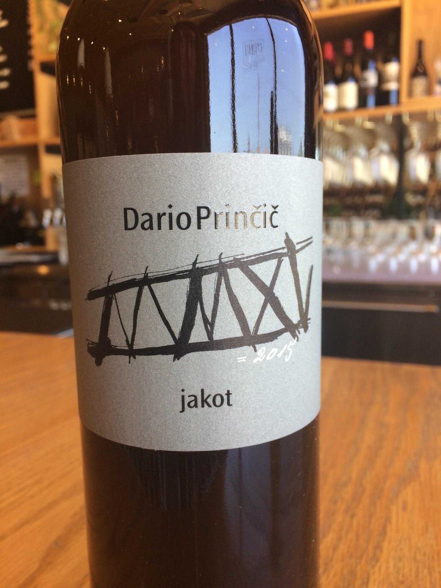 """2015 Dario Princic """"Jakot"""" 750ml"""