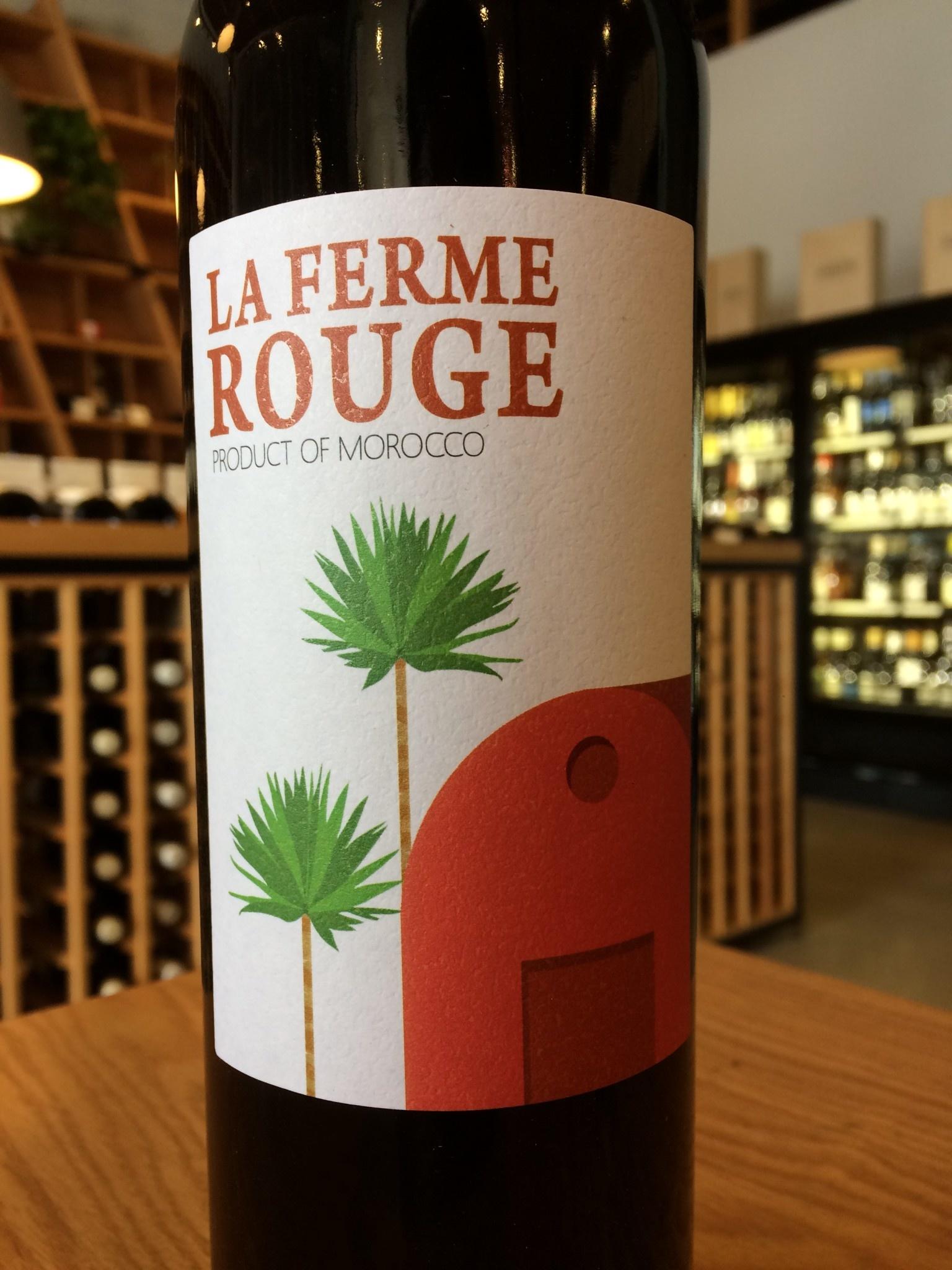 """La Ferme Rouge 2017 La Ferme Rouge """"Terre Rouge"""" 750ml"""