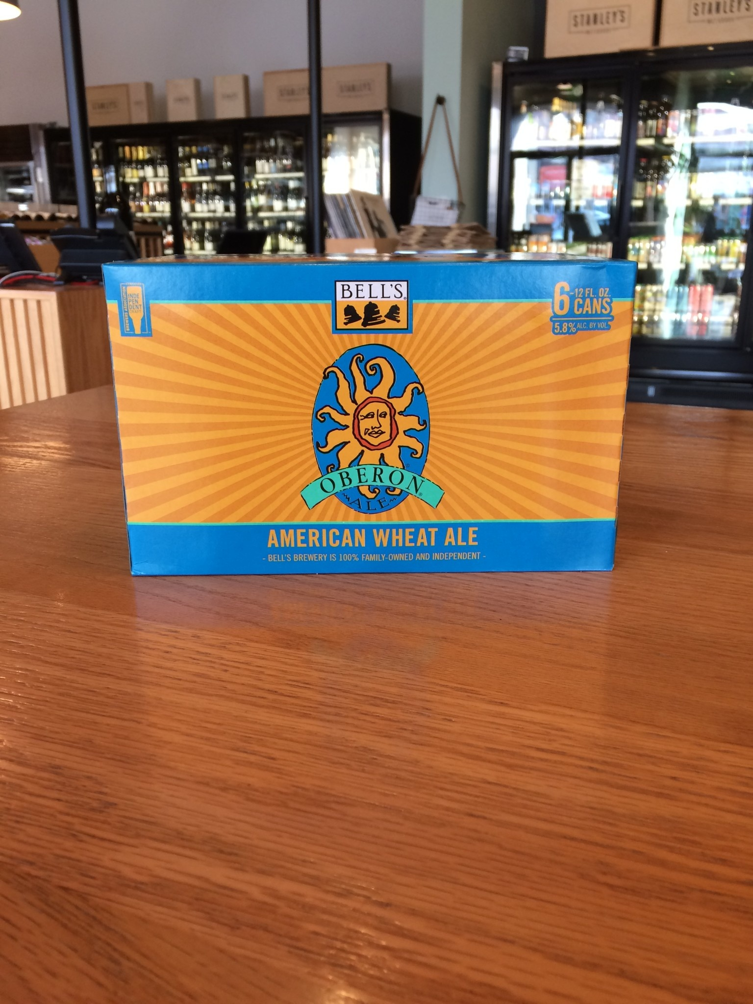 Bell's Brewing Bell's Brewery Oberon Ale 12oz 6pk
