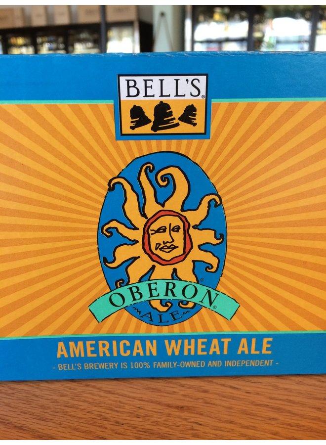 Bell's Brewery Oberon Ale 12oz 6pk