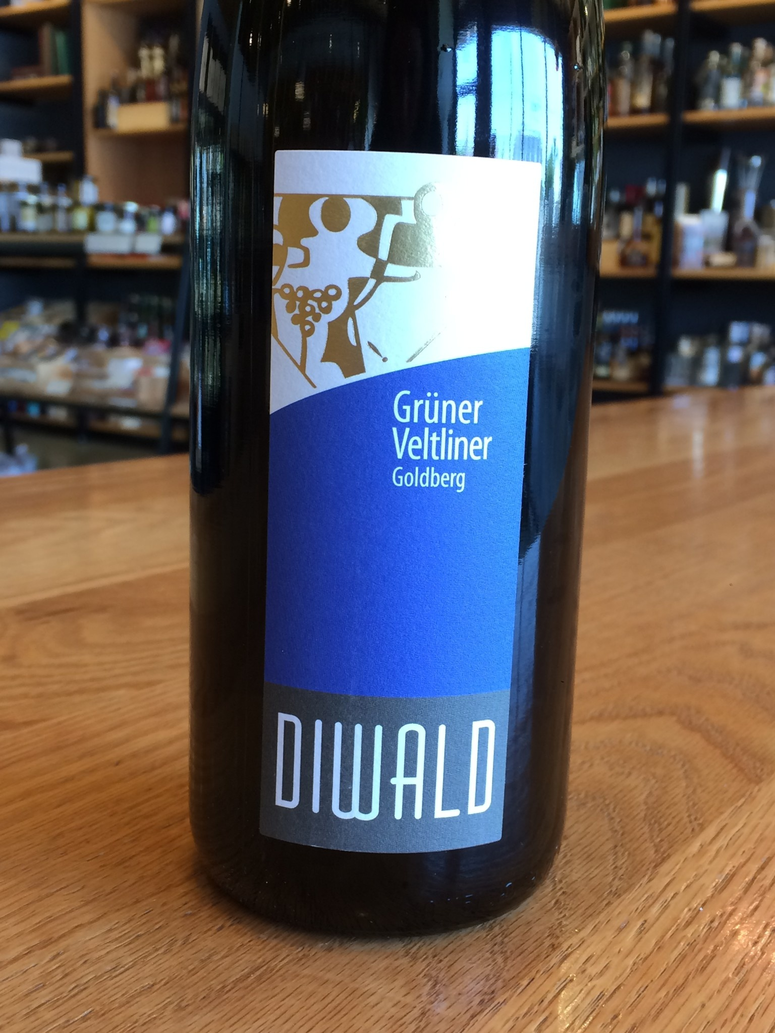 Diwald 2017 Diwald Grüner Veltliner 'Goldberg' 750ml