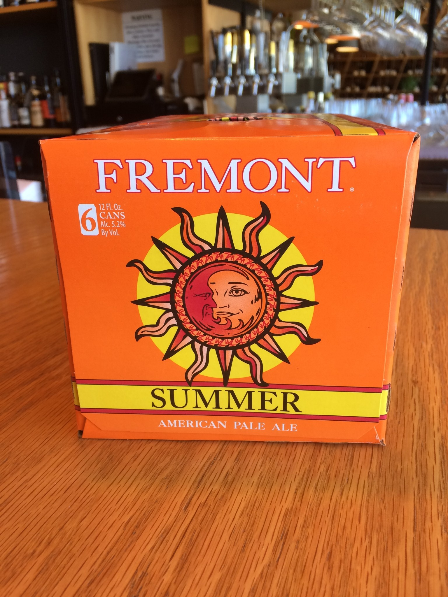 Fremont Brewing Fremont Brewing Summer Ale 12oz 6pk