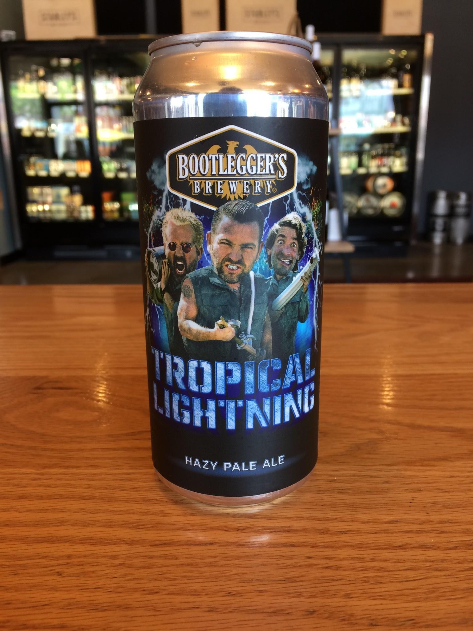 Bootlegger's Brewery Bootlegger's Brewery Tropical Lightning 16oz