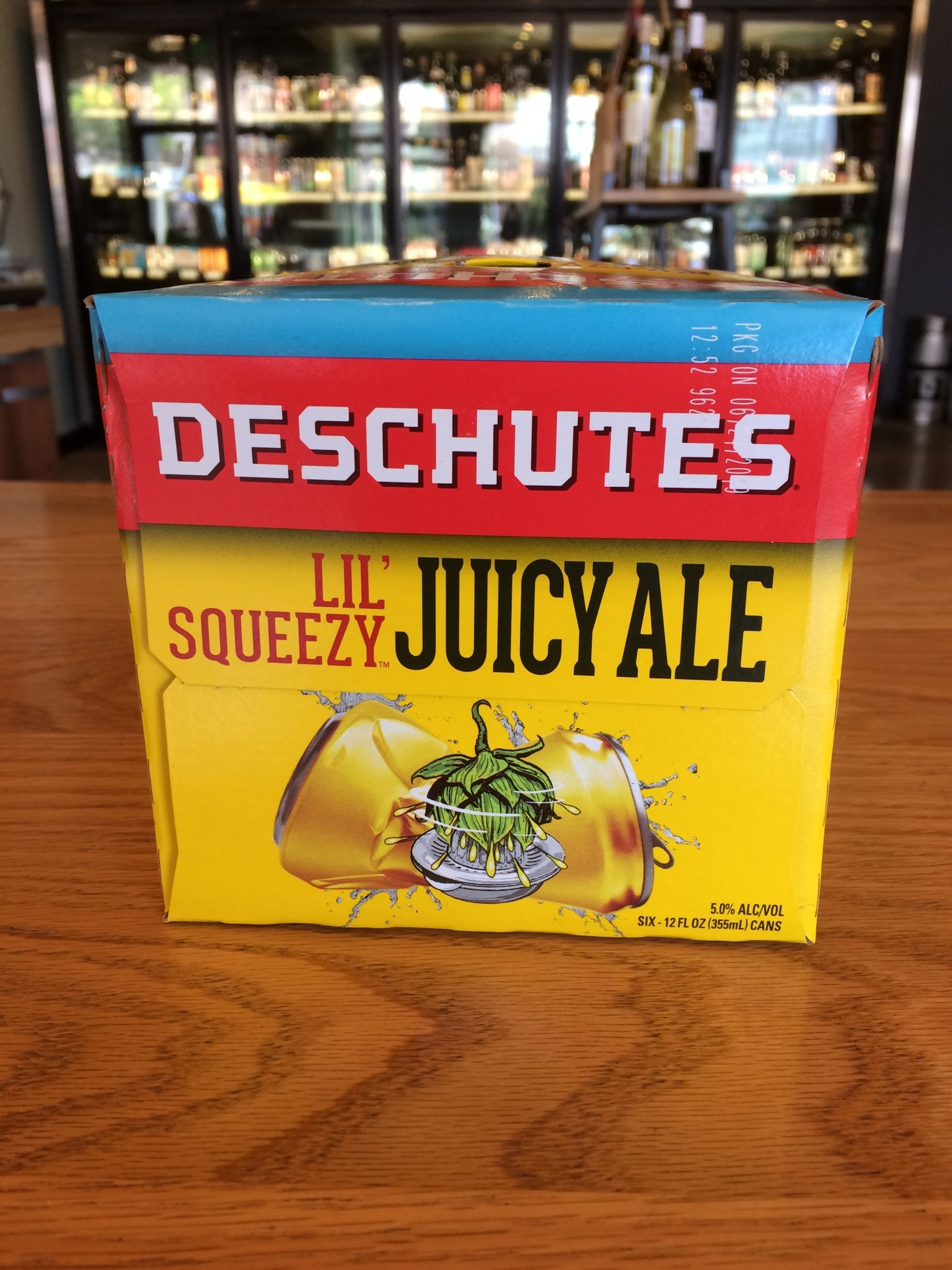 Deschutes Brewing Co. Deschutes Brewing Lil' Squeezy 12oz 6pk