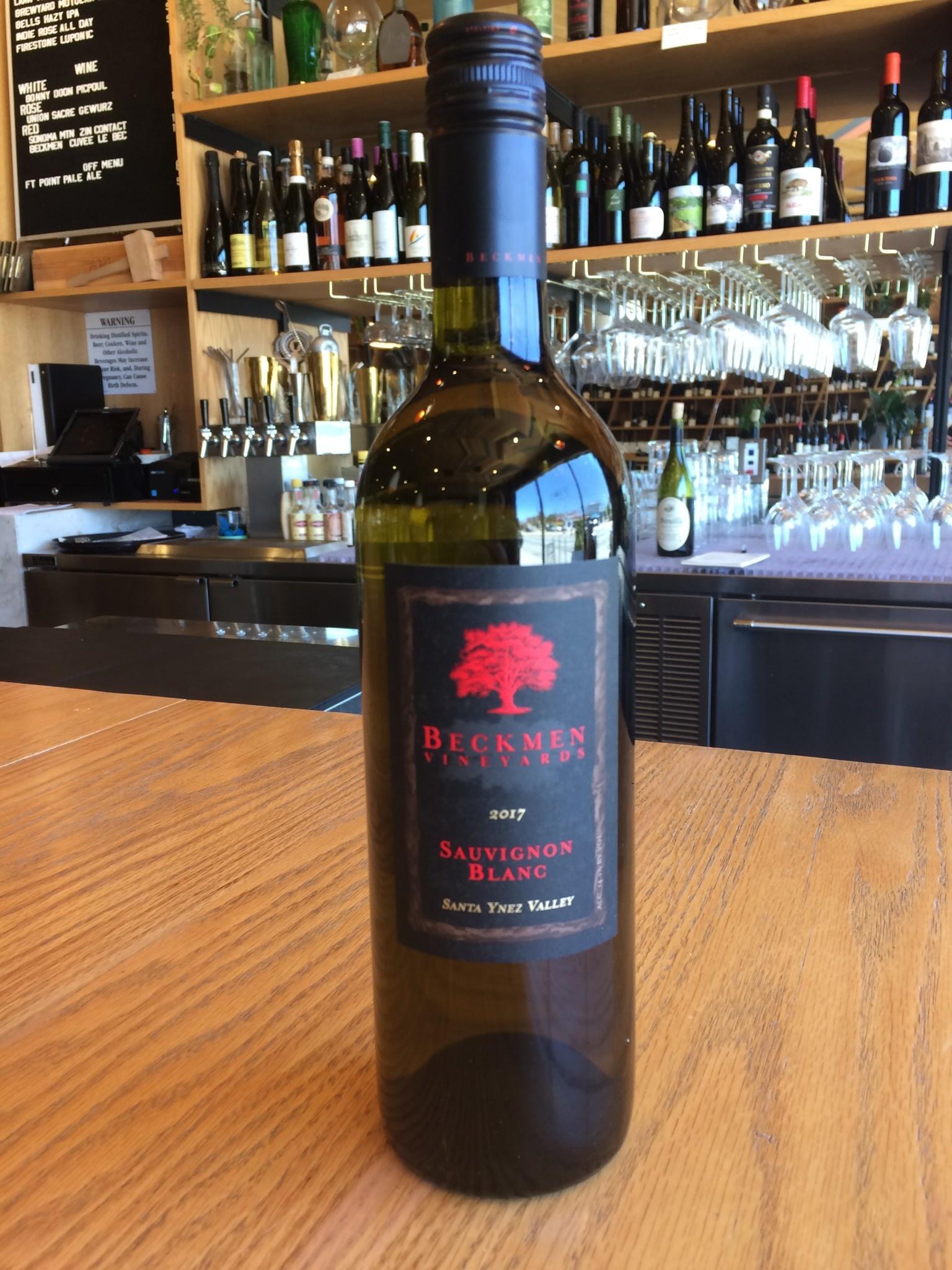 2017 Beckmen Vineyards Sauvignon Blanc Santa Ynez 750ml