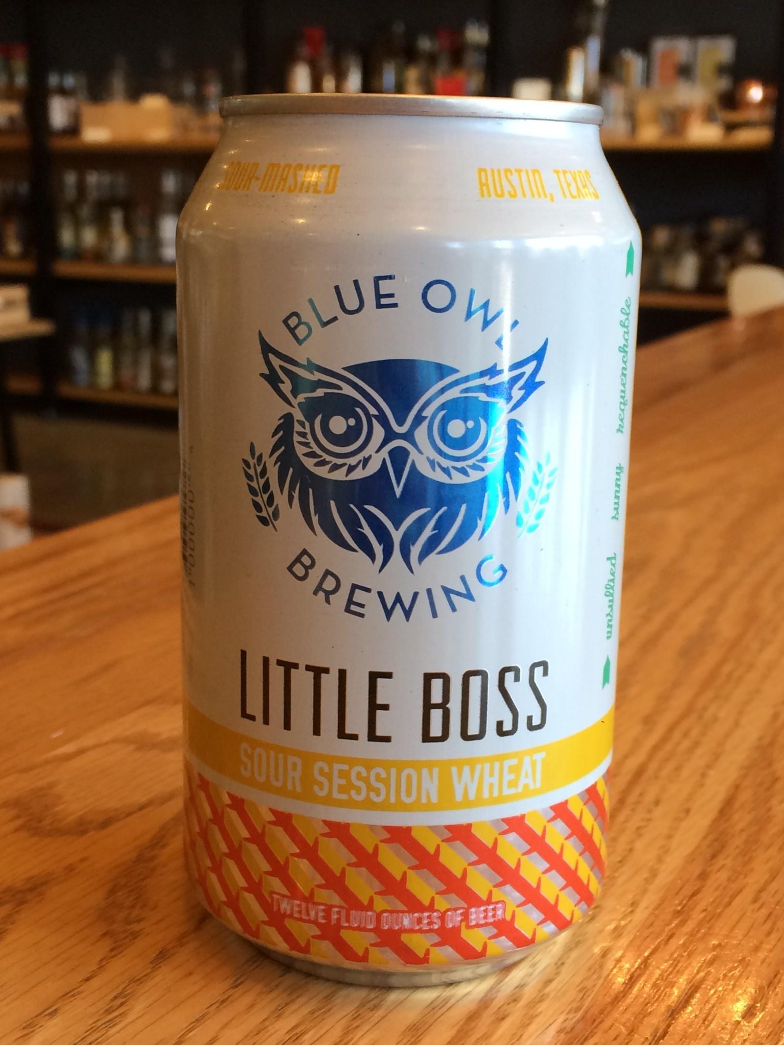 Blue Owl Brewing Blue Owl Brewing Little Boss 12oz 4pk