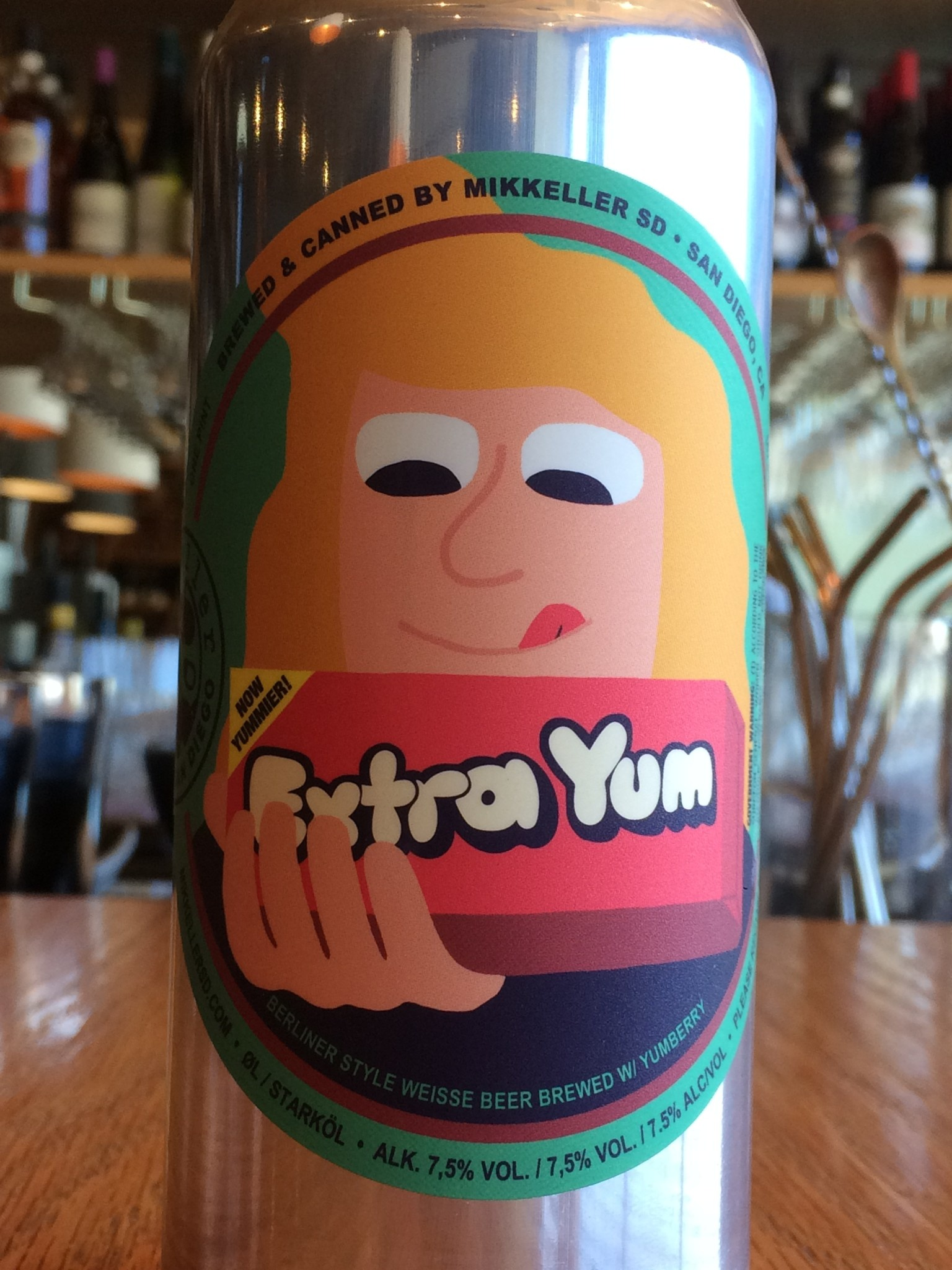 Mikkeller Brewing Mikkeller SD Extra Yum 16oz