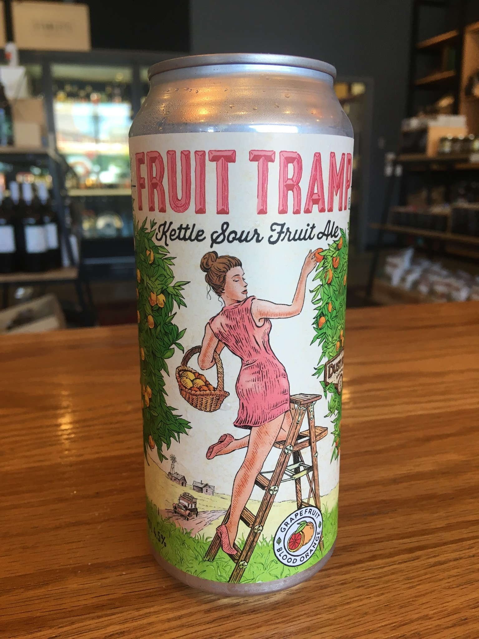 Dust Bowl Brewery Dust Bowl Fruit Tramp Sour 16oz