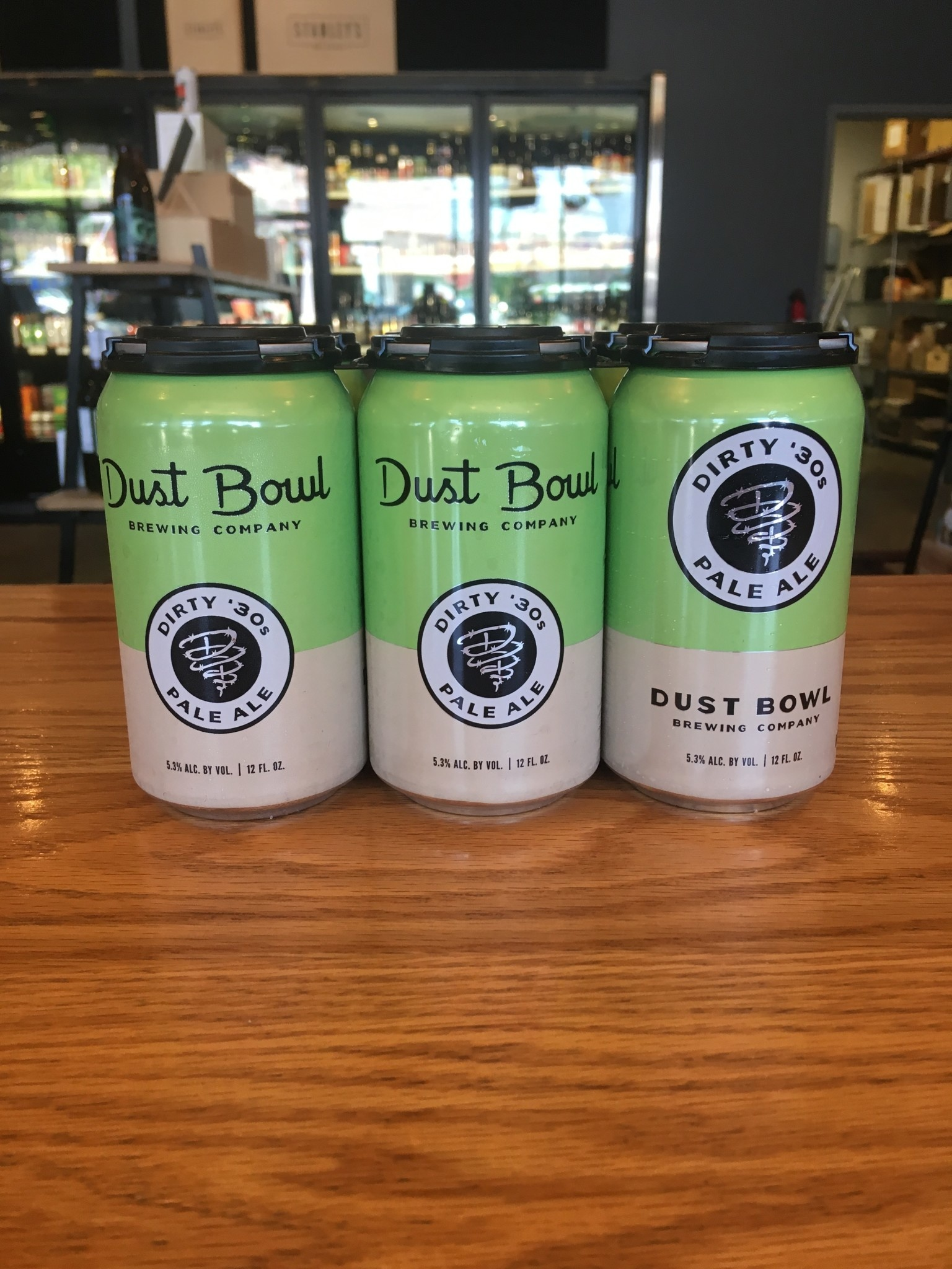 Dust Bowl Brewery Dust Bowl Brewery Dirty 30 Pale Ale 12oz 6pk
