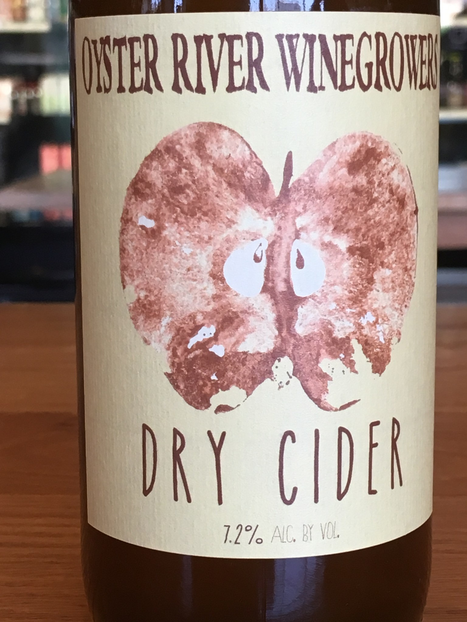 Oyster River Winegrowers Oyster River Winegrowers Dry Cider 500mL