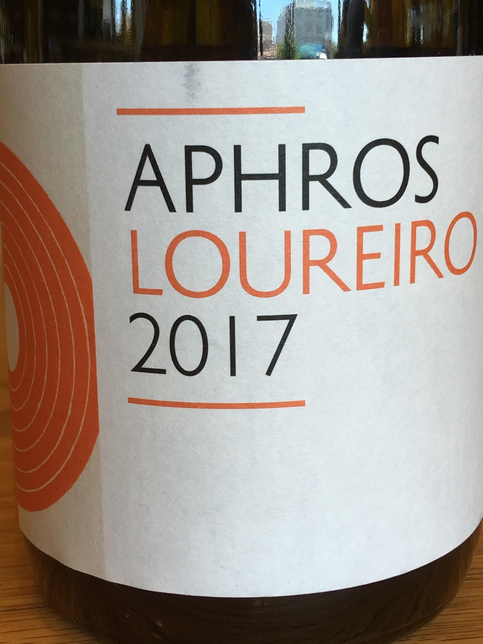 Aphros 2017 Aphros Loureiro 750mL