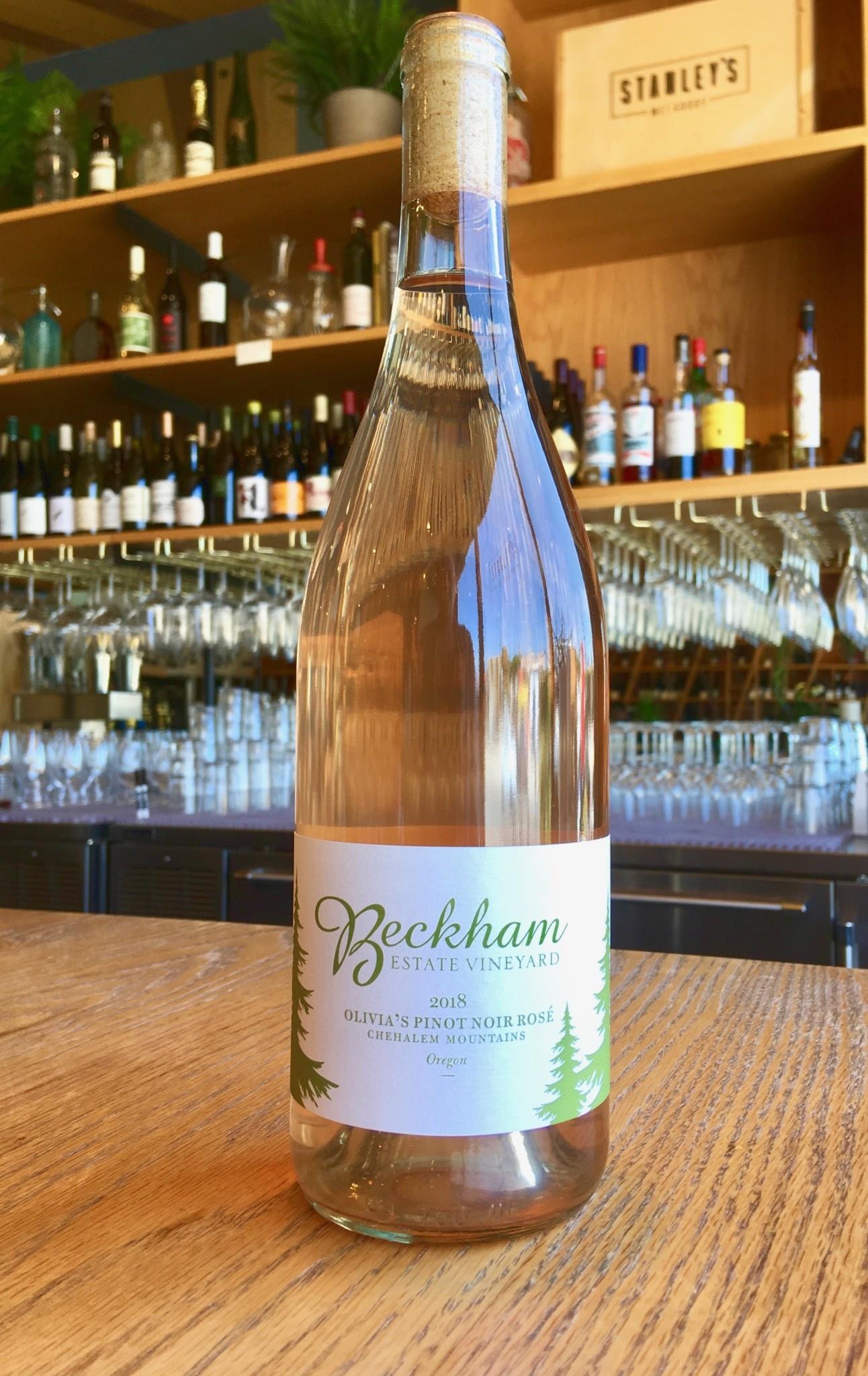 Beckham 2018 Beckham Olivia's Pinot Noir Rosé 750ml