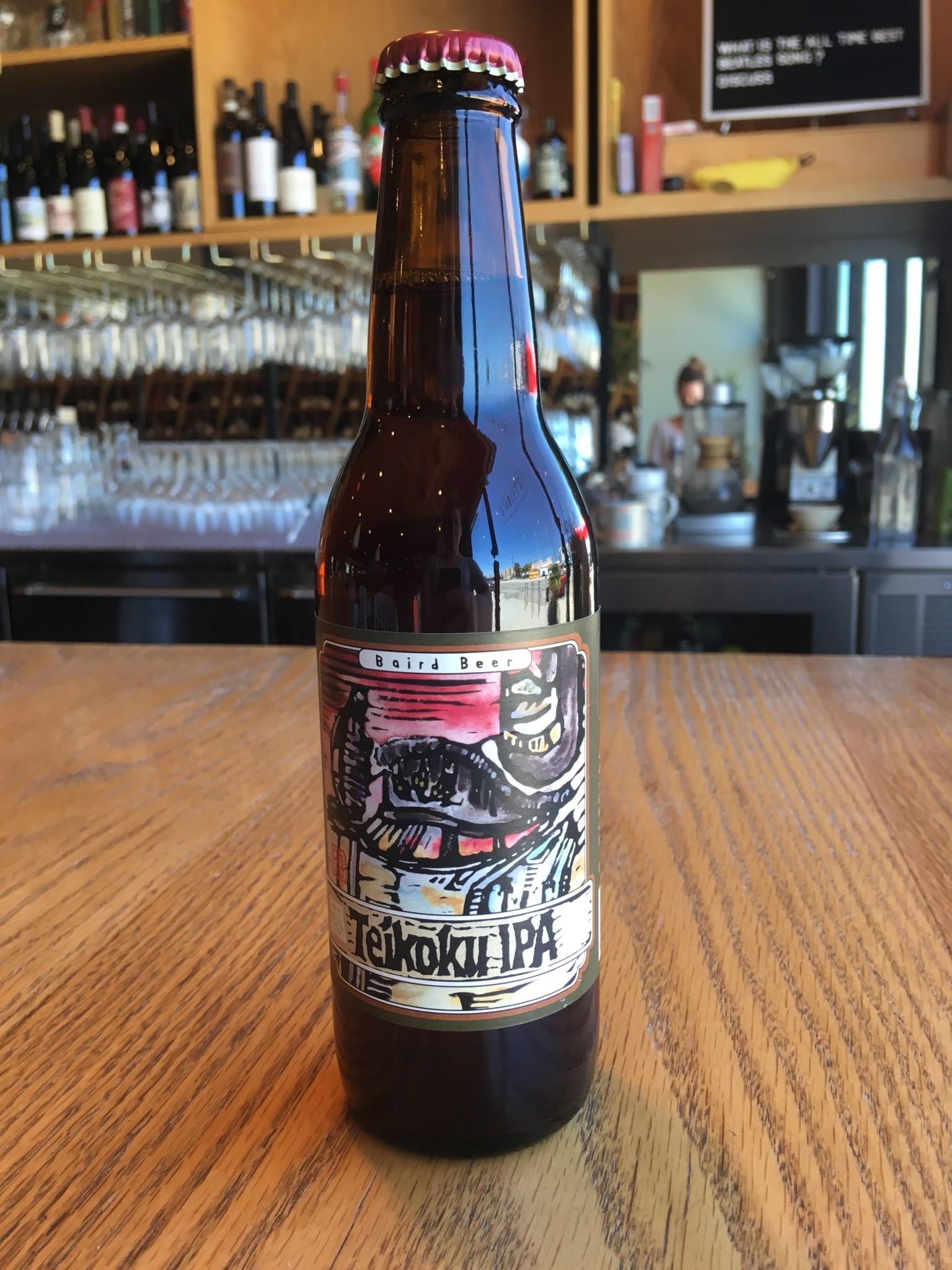 Baird Brewery Baird Brewery Teikoku IPA 330ml