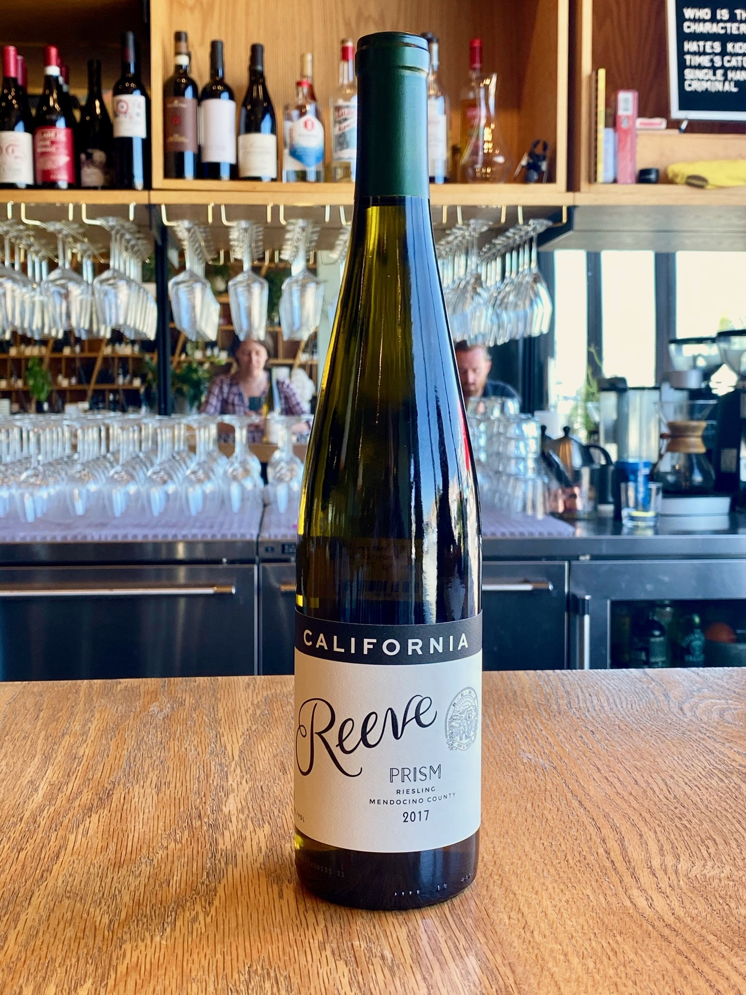 2017 Reeve 'Prism' Mendocino County Riesling 750ml