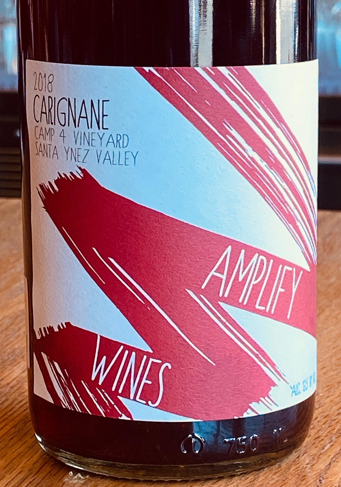 Amplify 2018 Amplify Carignane Camp 4 Vineyard 750ml