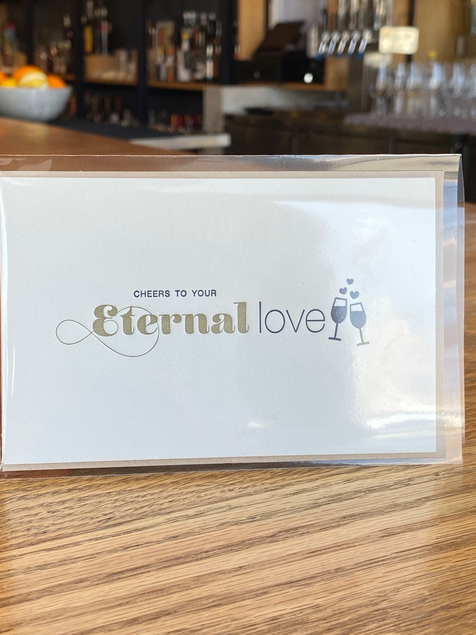 Pike Street Press Eternal Love Pike Street Press Greeting Card