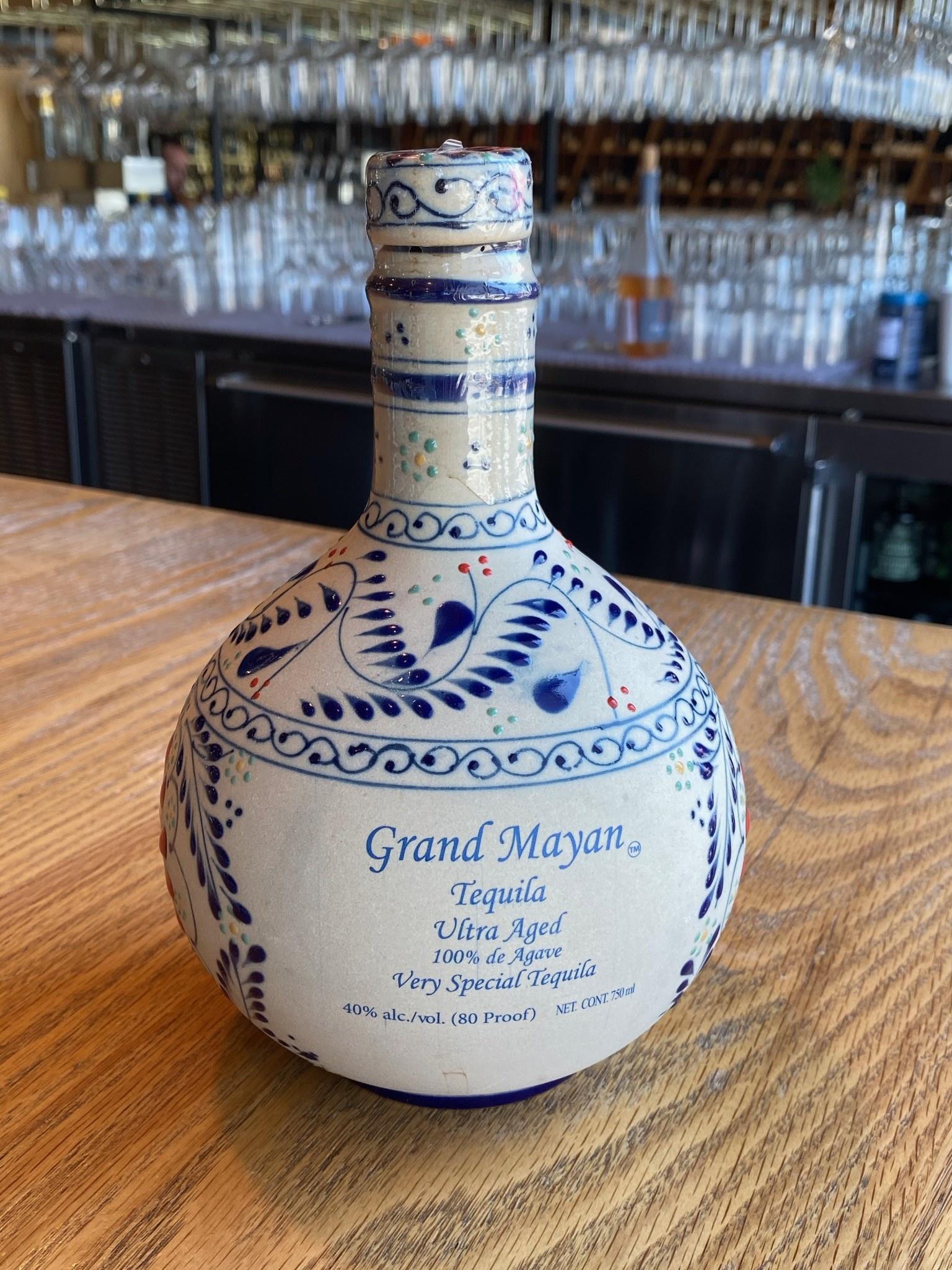 Grand Mayan Grand Mayan Tequila Extra Anejo 750ml
