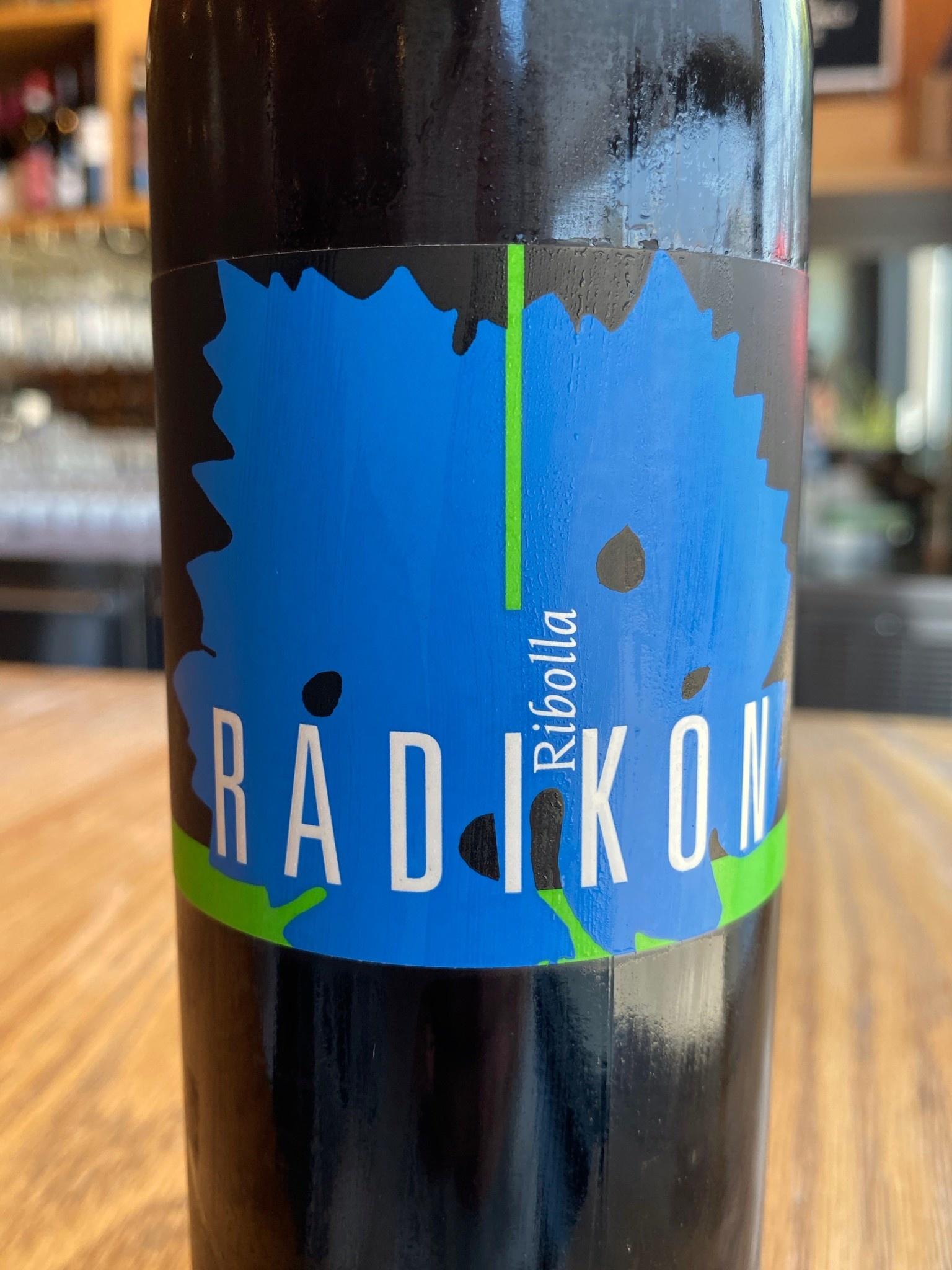 Radikon 2014 Radikon Ribolla Gialla 500ml
