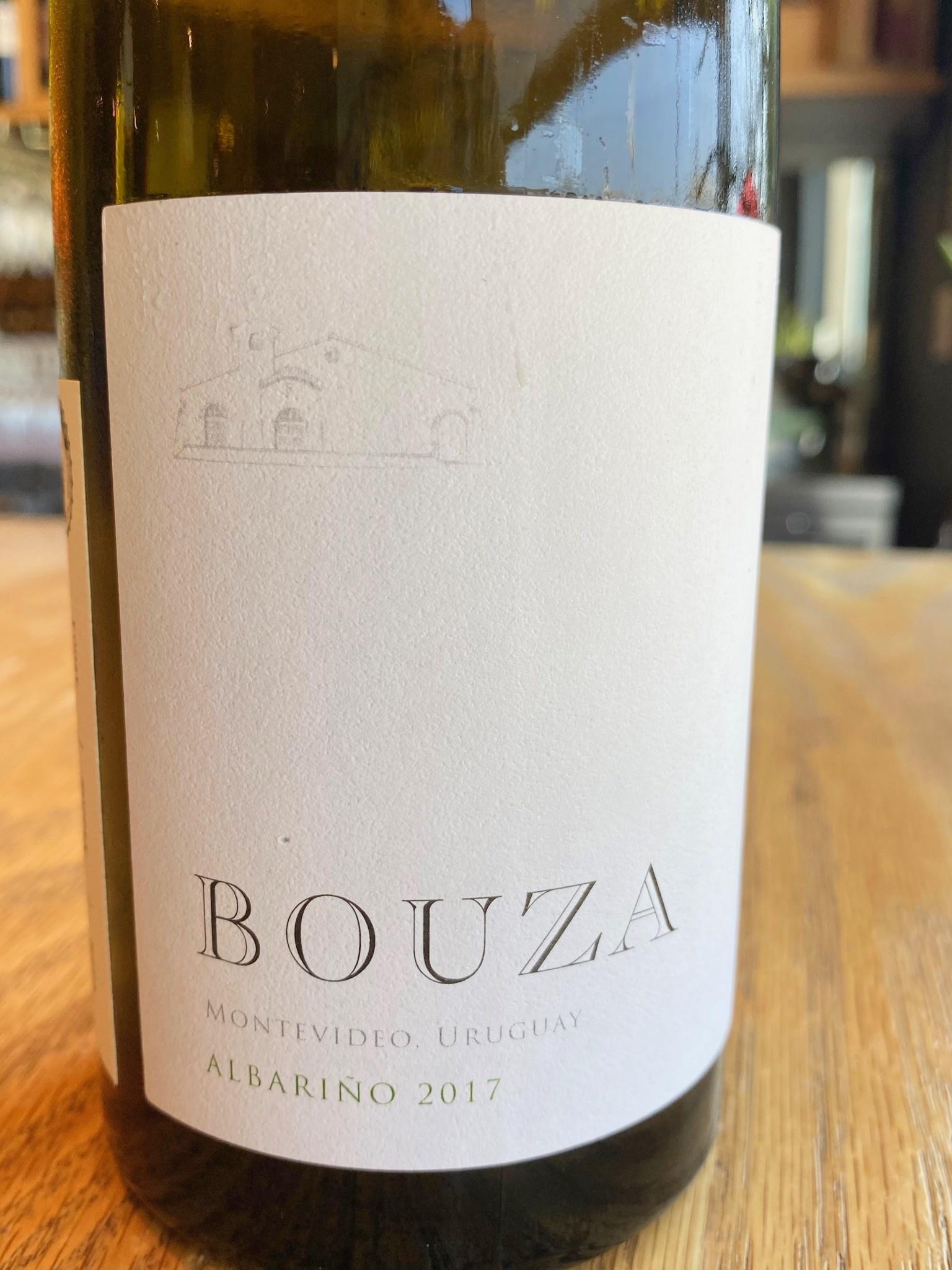 Bodega Bouza 2017 Bodega Bouza Albarino 750ml