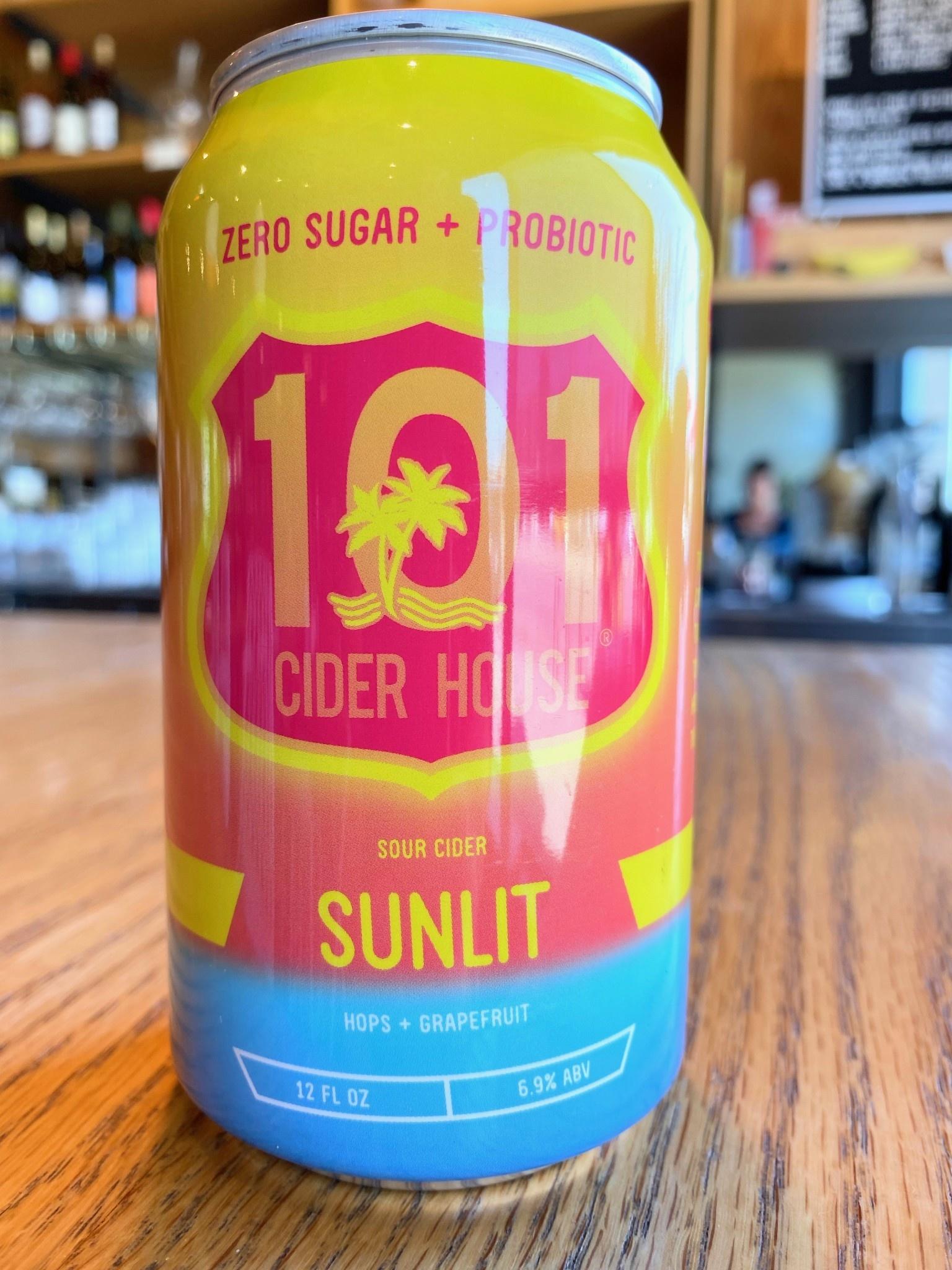 Cider House 101 Cider House 101 Sunlit Sour Cider 12oz