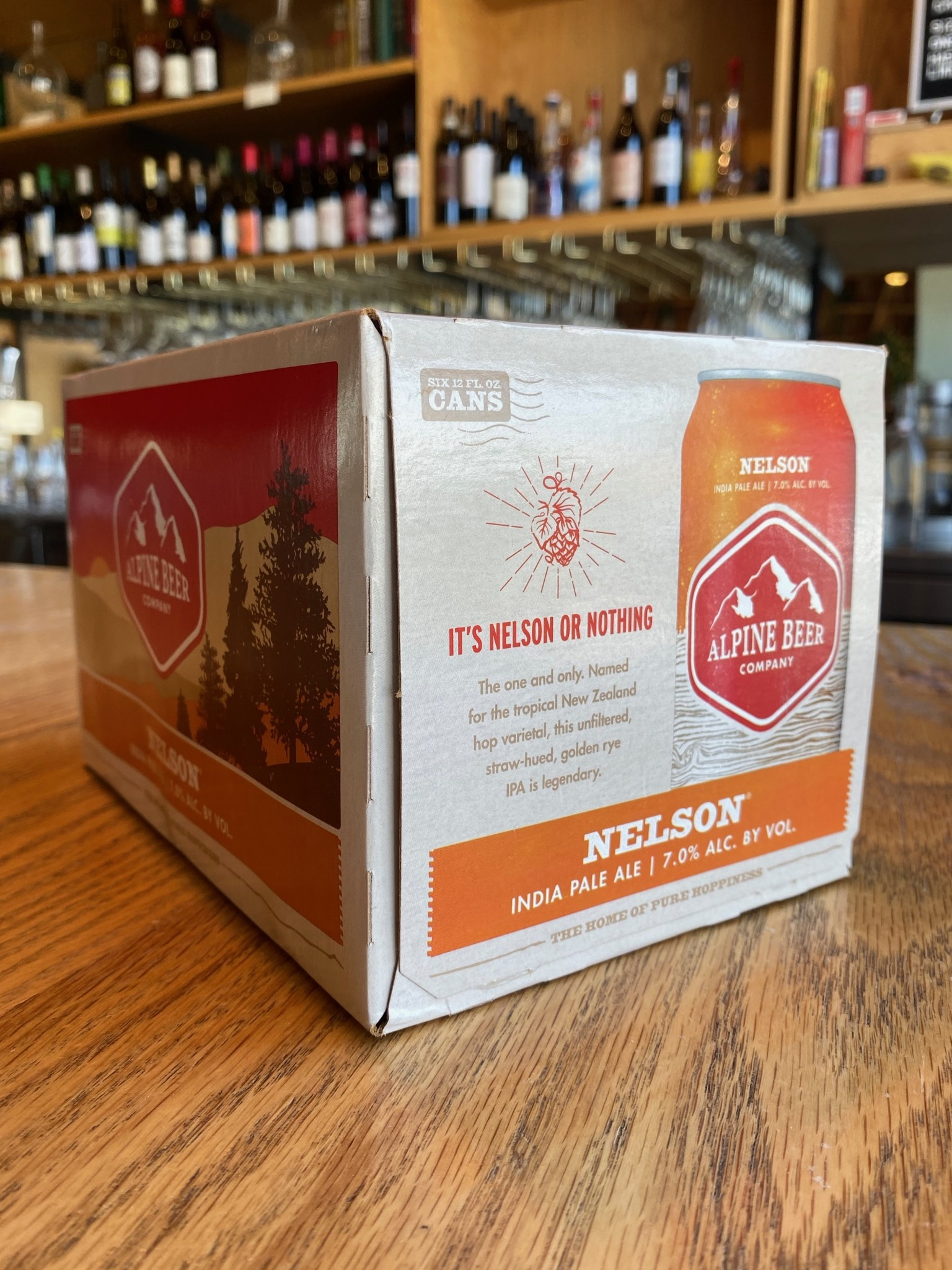 Alpine Beer Company Alpine Beer Co. Nelson IPA 12oz 6pk
