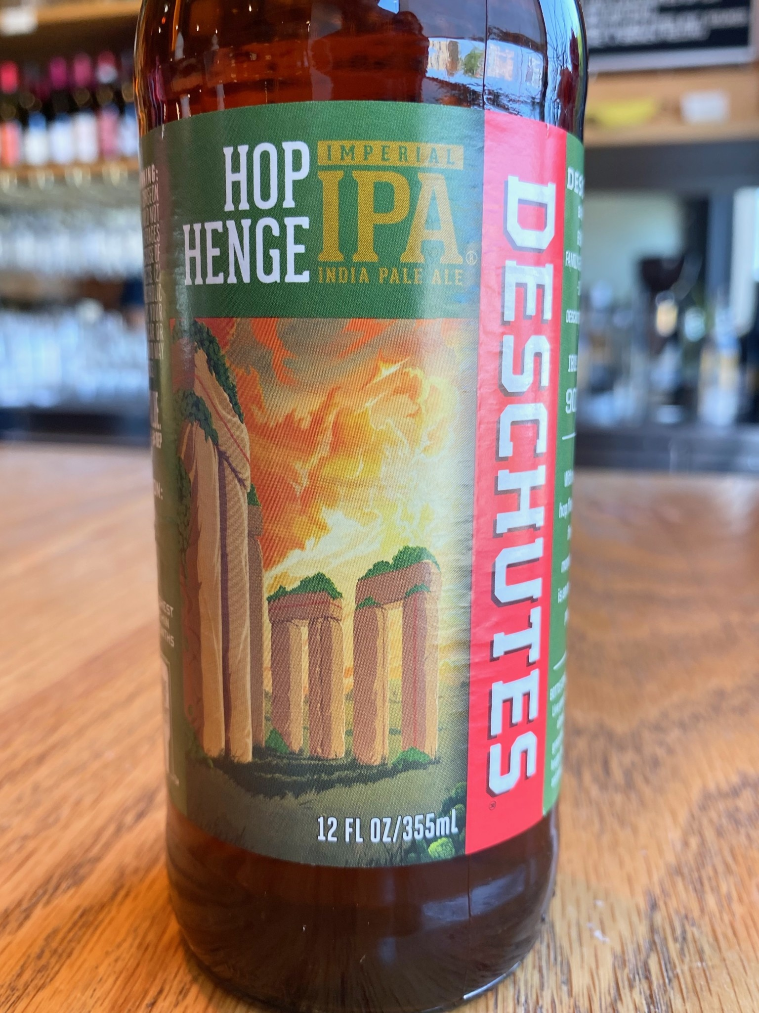 Deschutes Brewing Co. Deschutes Brewery Hop Henge Imperial IPA 12oz 6pk